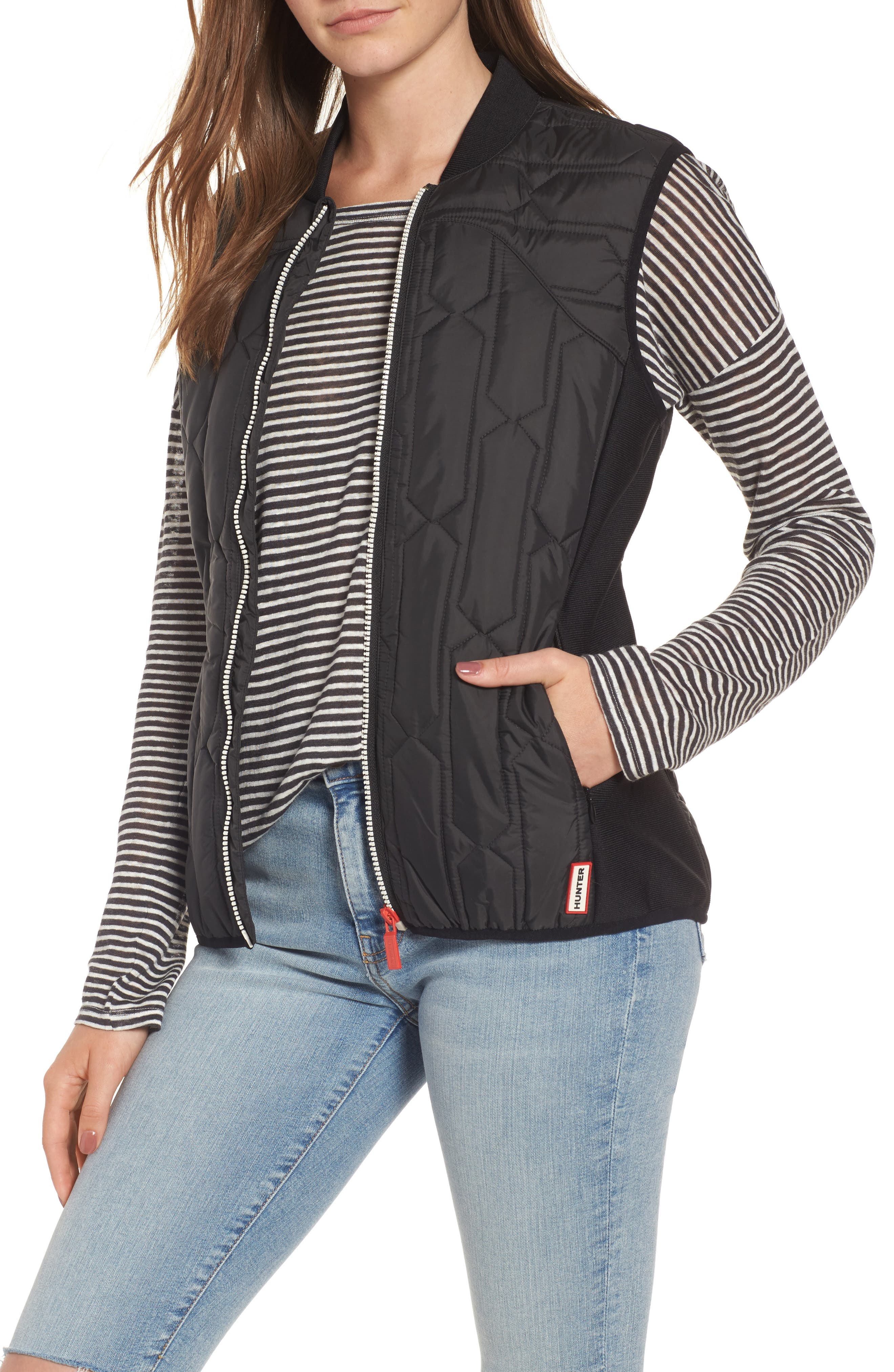 Women's Original Quilted Gilet,                         Main,                         color,