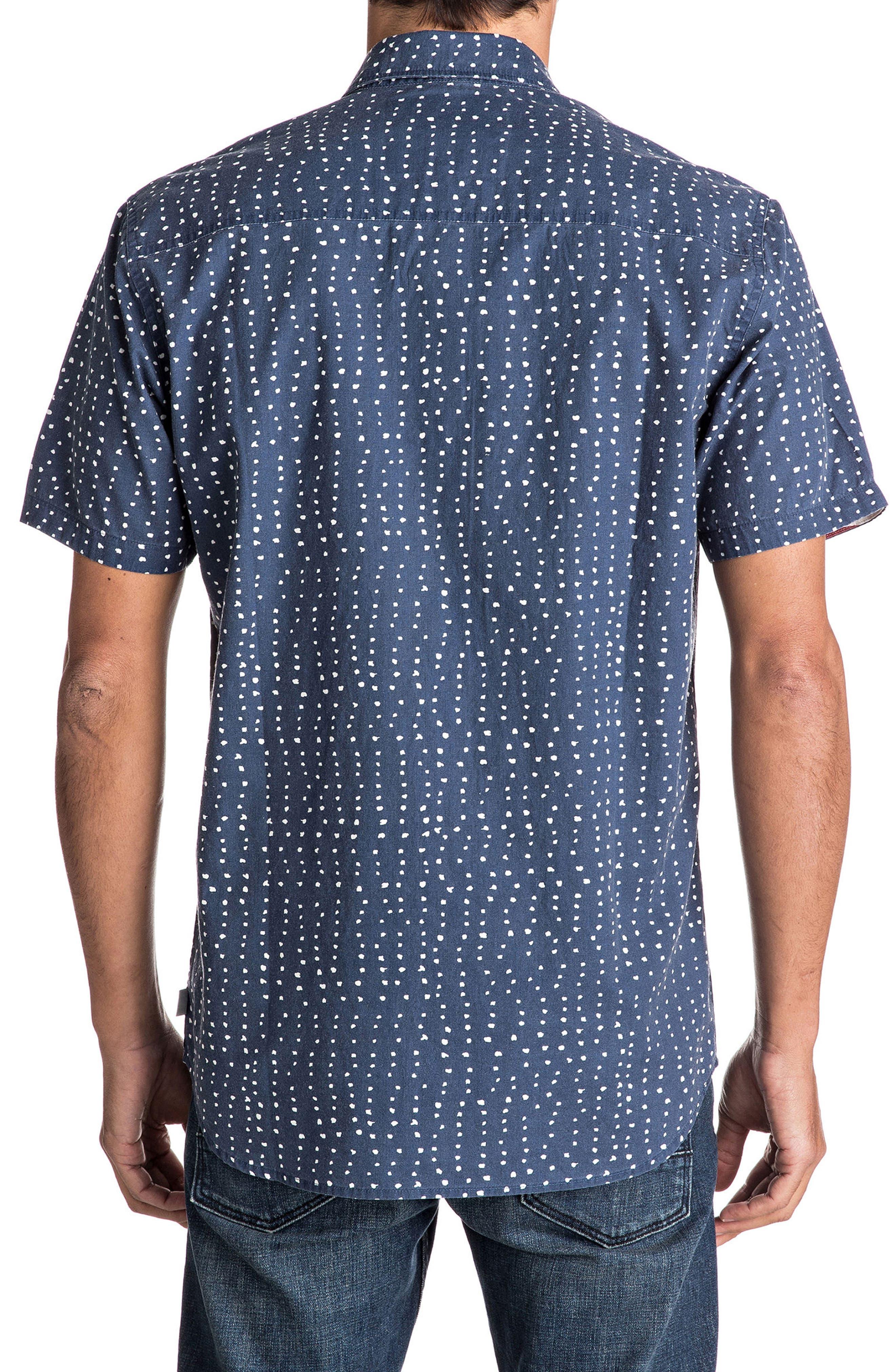 New Merica Print Shirt,                             Alternate thumbnail 2, color,