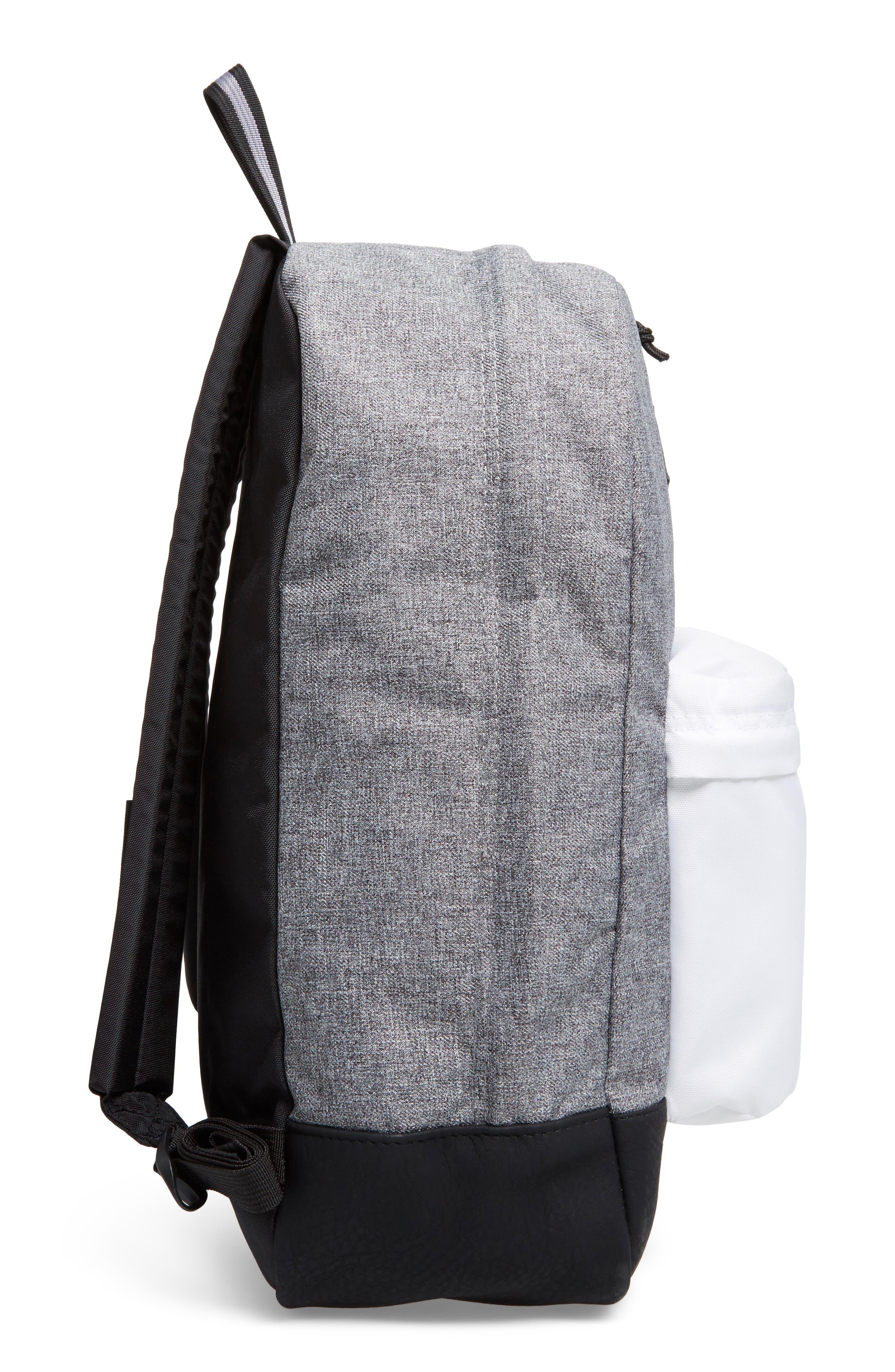 Super FX DL Backpack,                             Alternate thumbnail 5, color,                             001