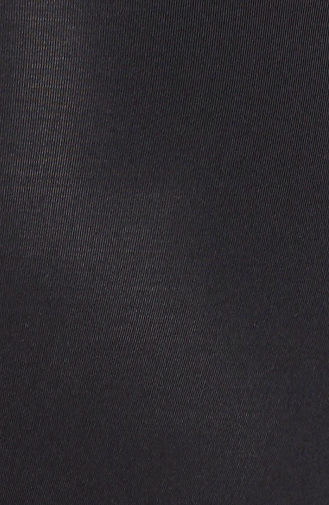 OnCore High Waist Briefs,                             Alternate thumbnail 4, color,                             VERY BLACK