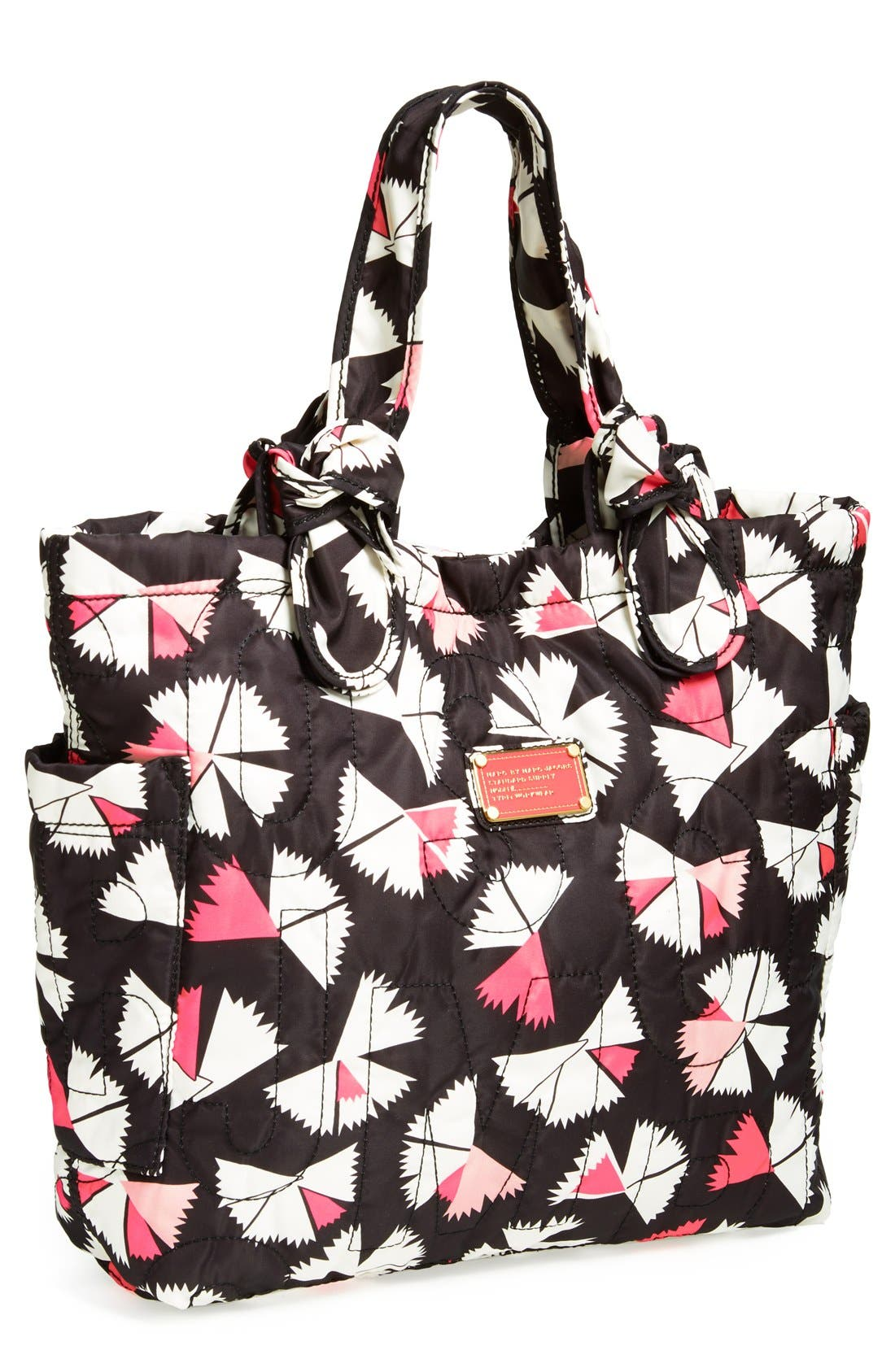 MARC BY MARC JACOBS 'Medium Tate' Tote,                             Main thumbnail 1, color,                             001