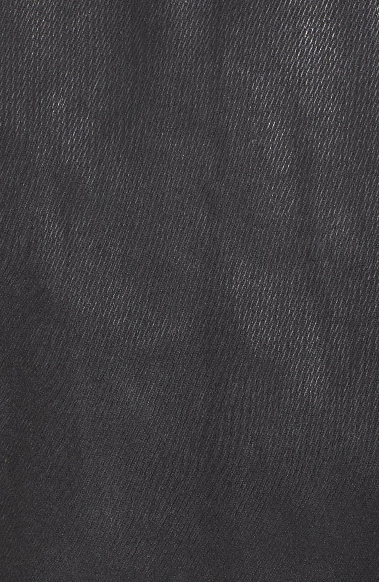 Motac 3D Slim Denim Jacket,                             Alternate thumbnail 6, color,                             001