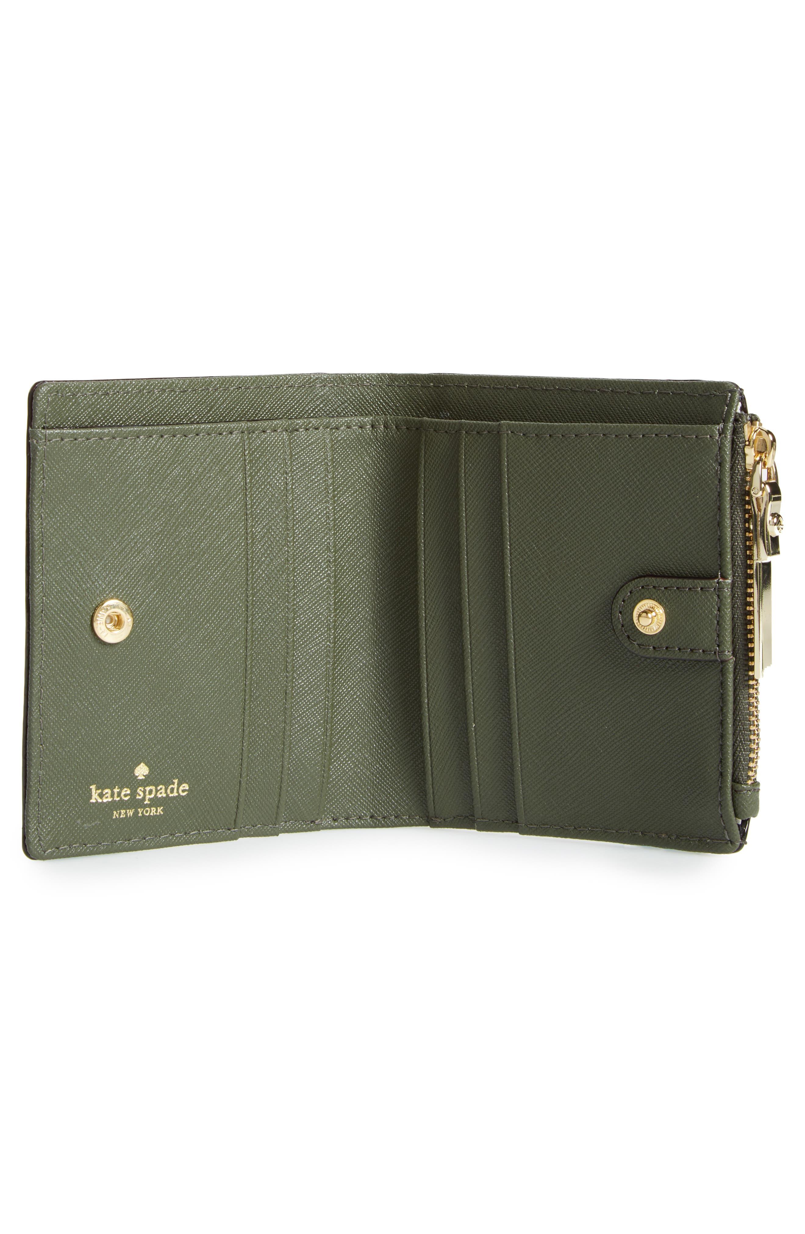 cameron street - adalyn slim leather wallet,                             Alternate thumbnail 2, color,                             300
