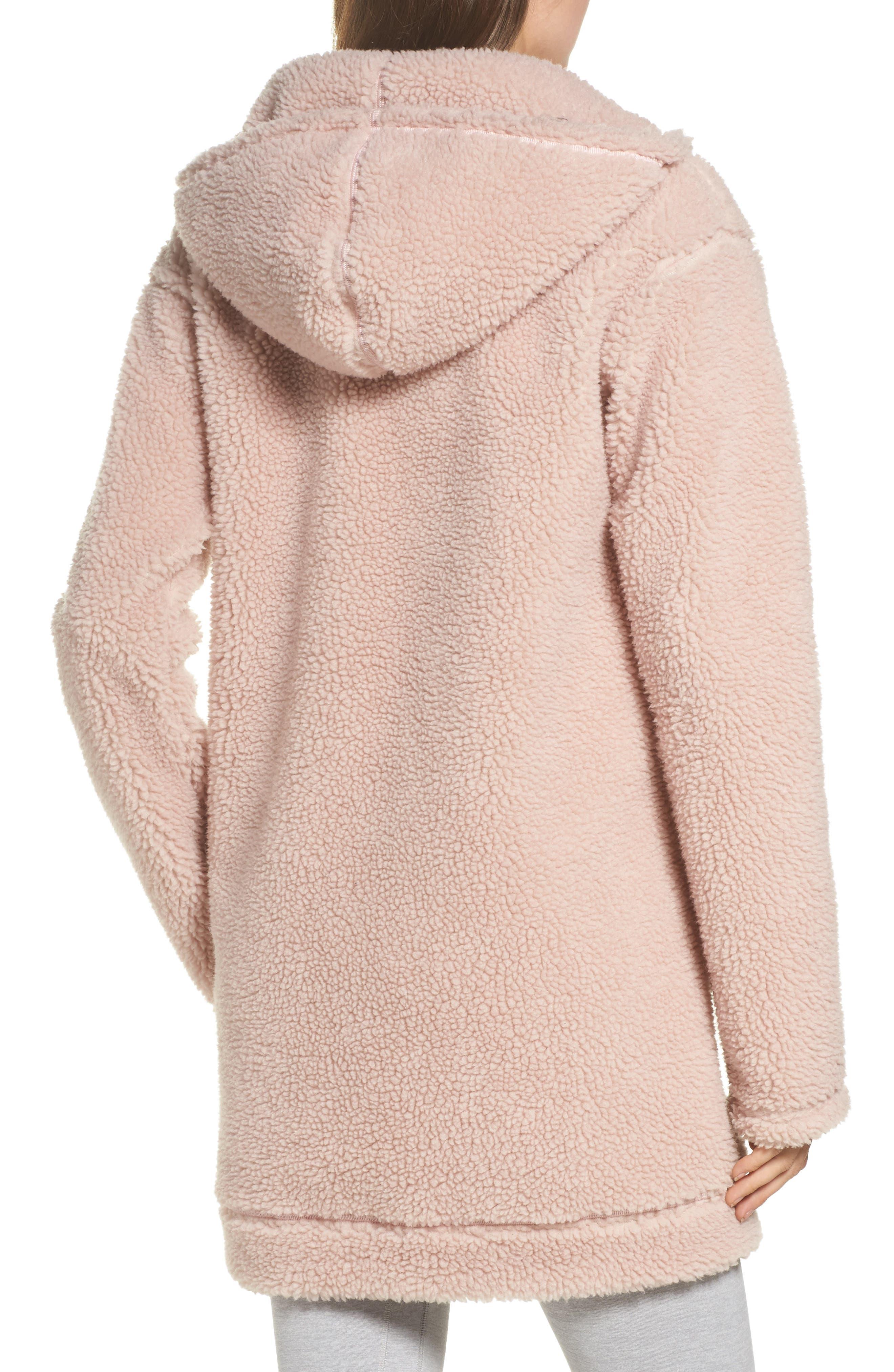 Brea Fleece Jacket,                             Alternate thumbnail 2, color,                             680