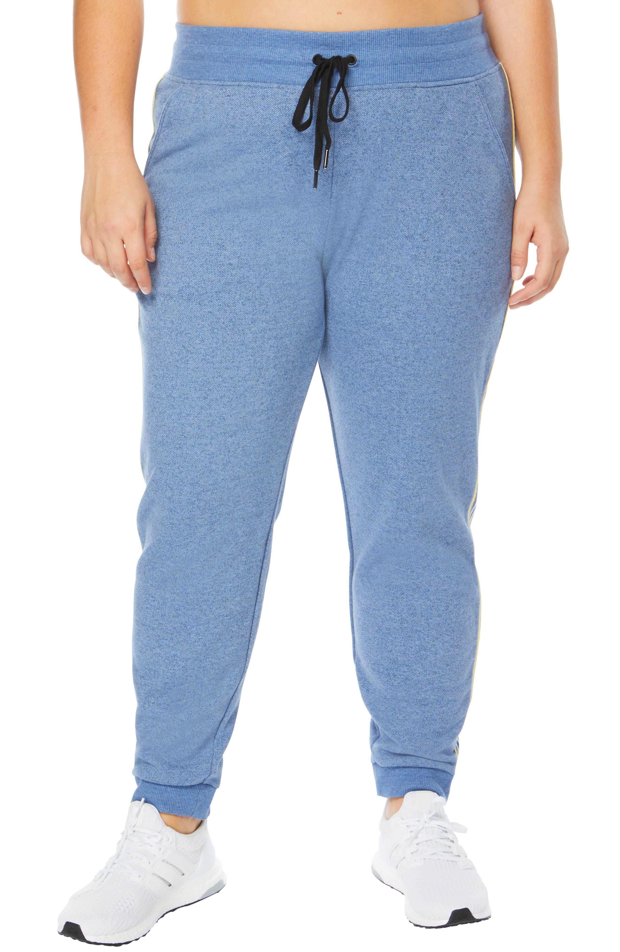 Plus Women's Shape Activewear Bliss Neppy Sweatpants
