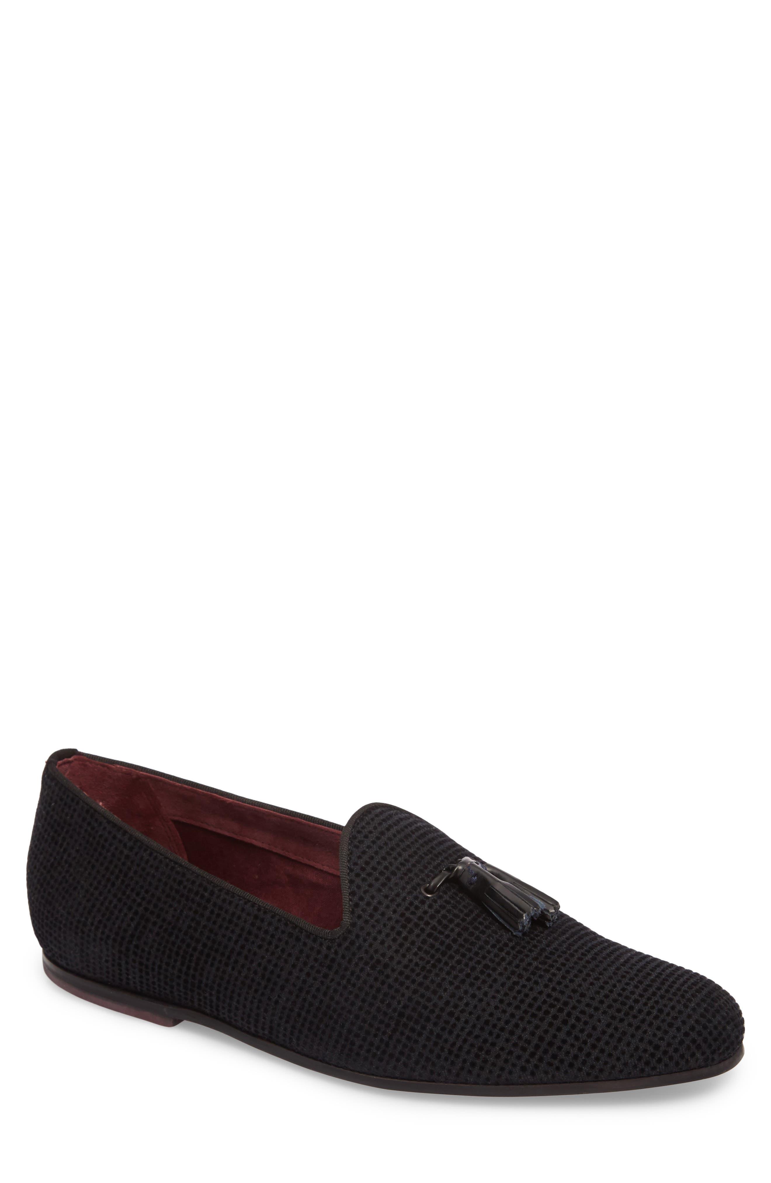 Vardah Tassel Loafer,                         Main,                         color, 014