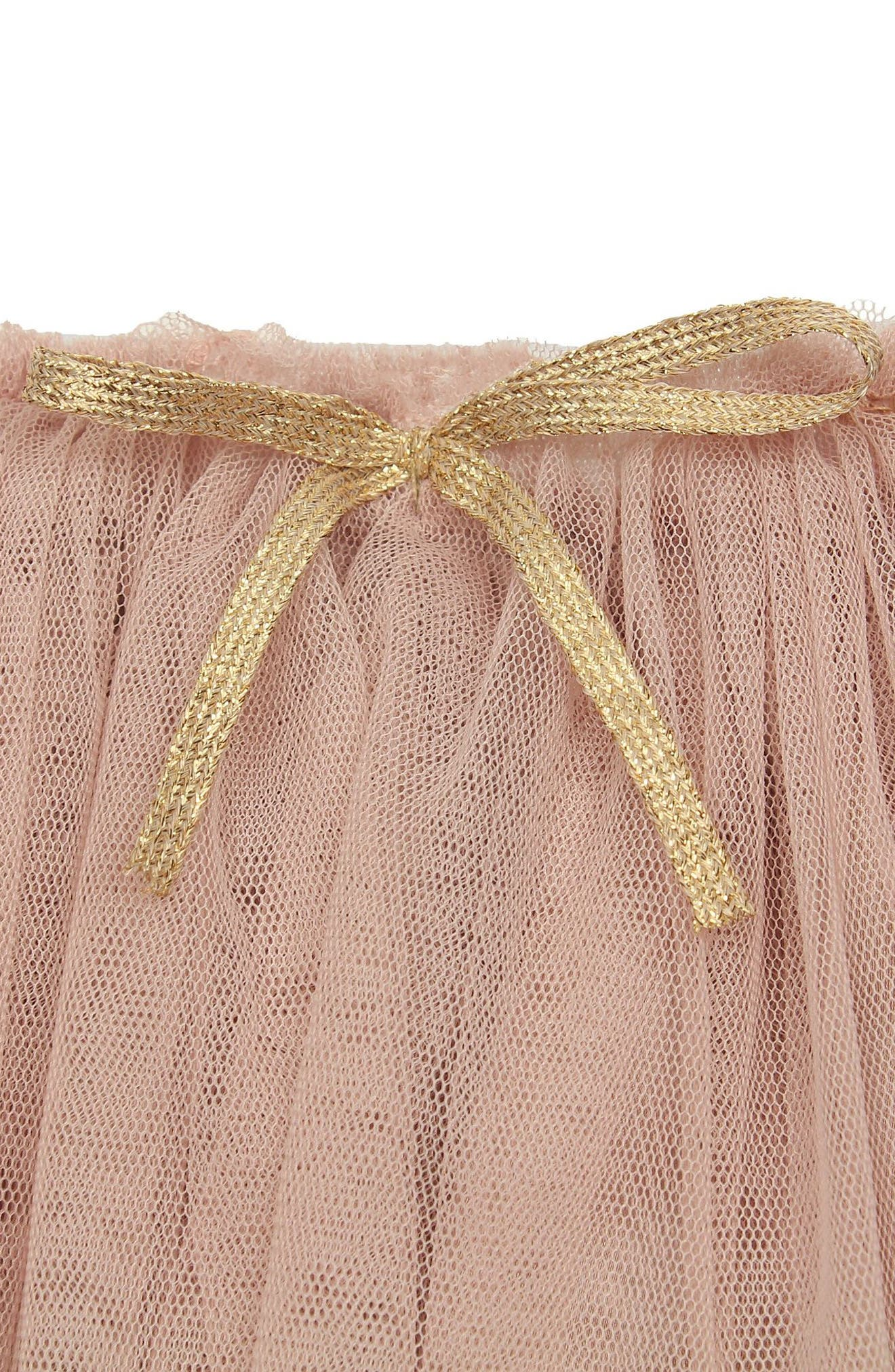 Tutu Skirt,                             Alternate thumbnail 2, color,                             DUSTY PINK
