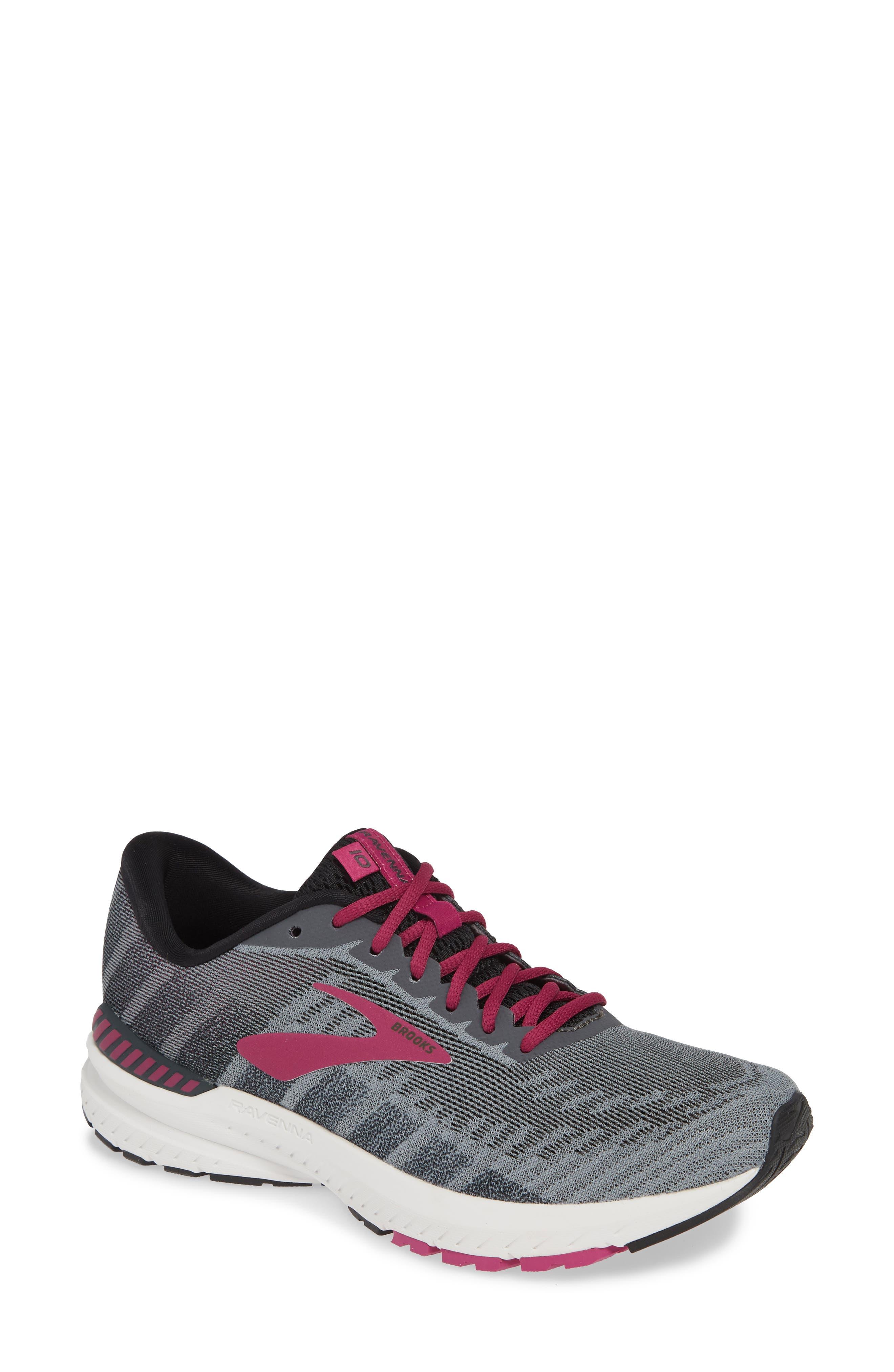 Brooks Ravenna 10 Running Shoe B - Grey
