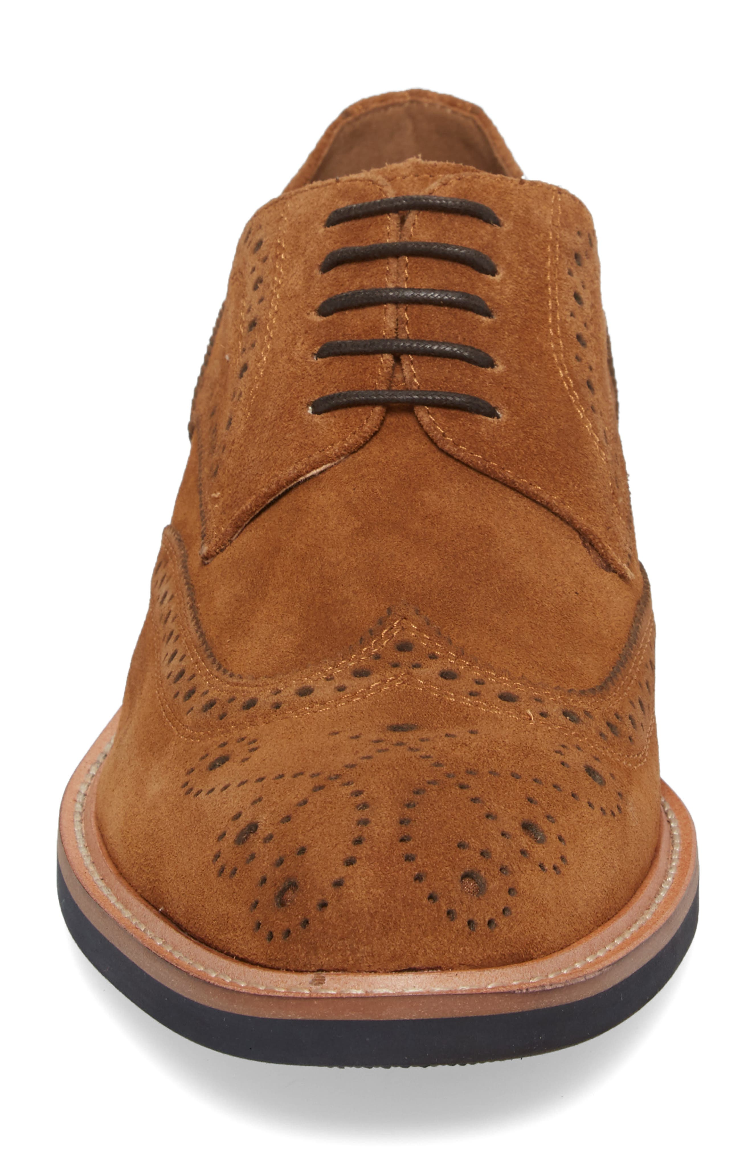 Kenneth Cole Reaction Wingtip,                             Alternate thumbnail 14, color,