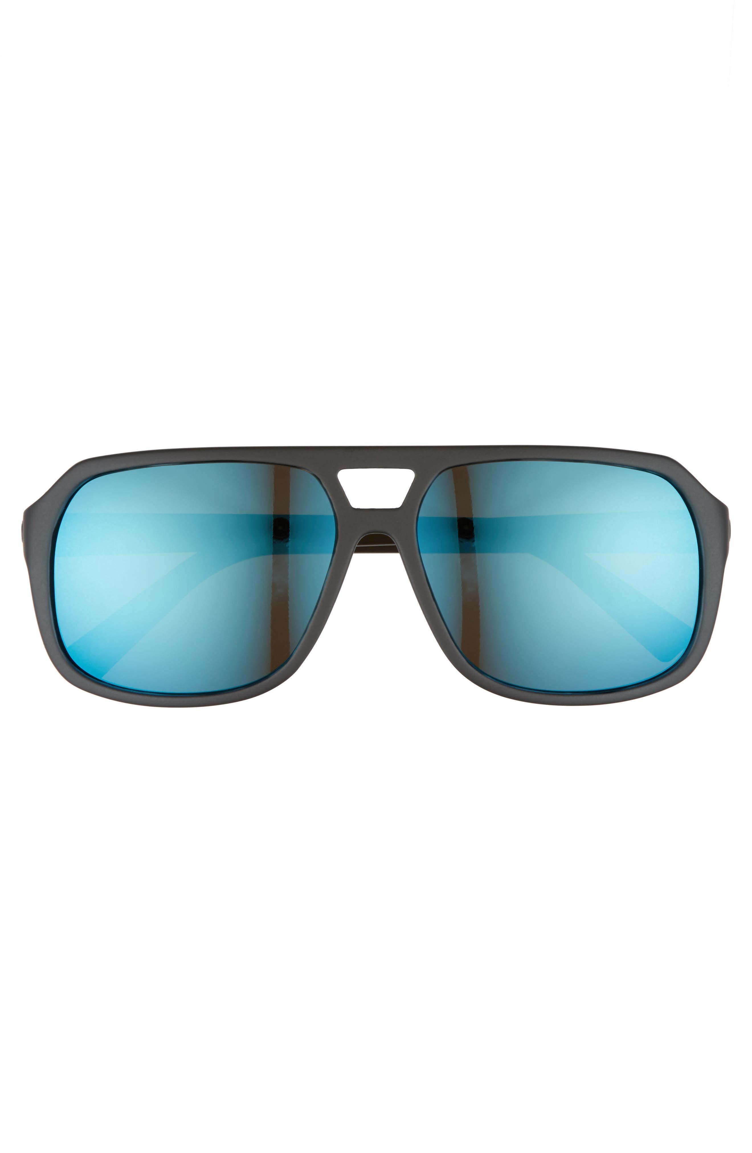 Dude 58mm Sunglasses,                             Alternate thumbnail 2, color,                             001