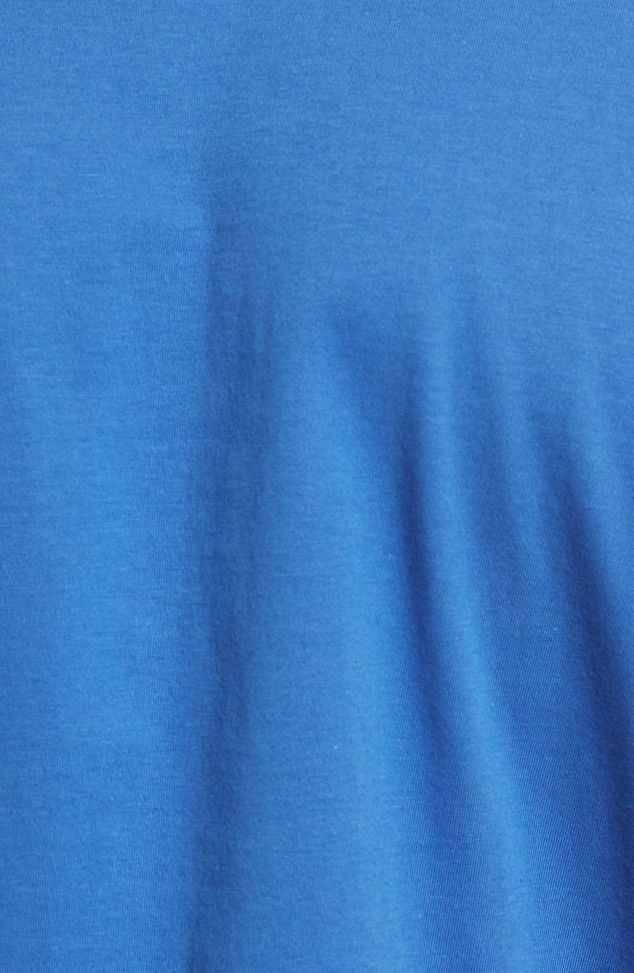 Big RVCA Graphic T-Shirt,                             Alternate thumbnail 5, color,                             451