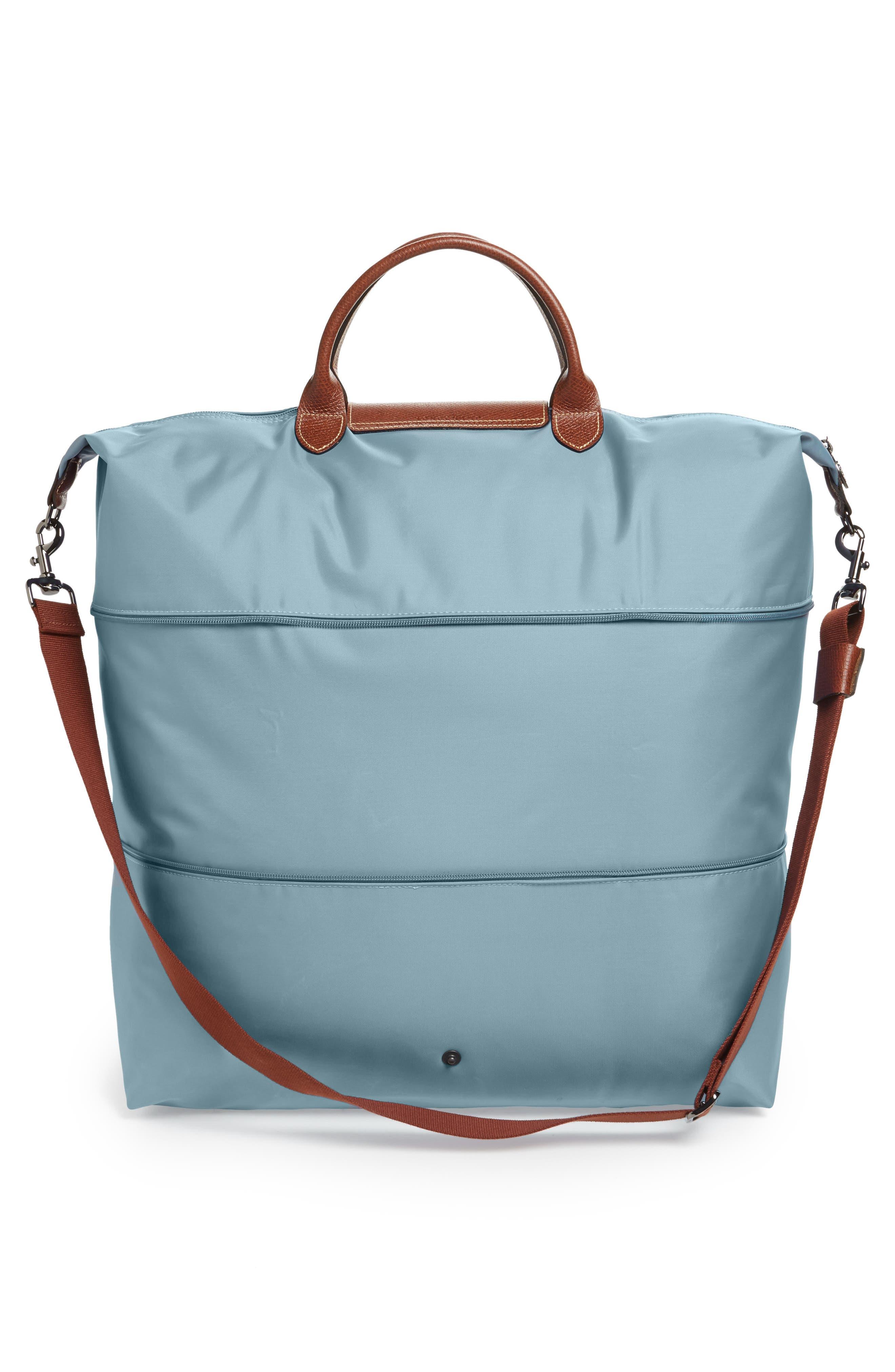 Le Pliage 21-Inch Expandable Travel Bag,                             Alternate thumbnail 5, color,                             ARTICO