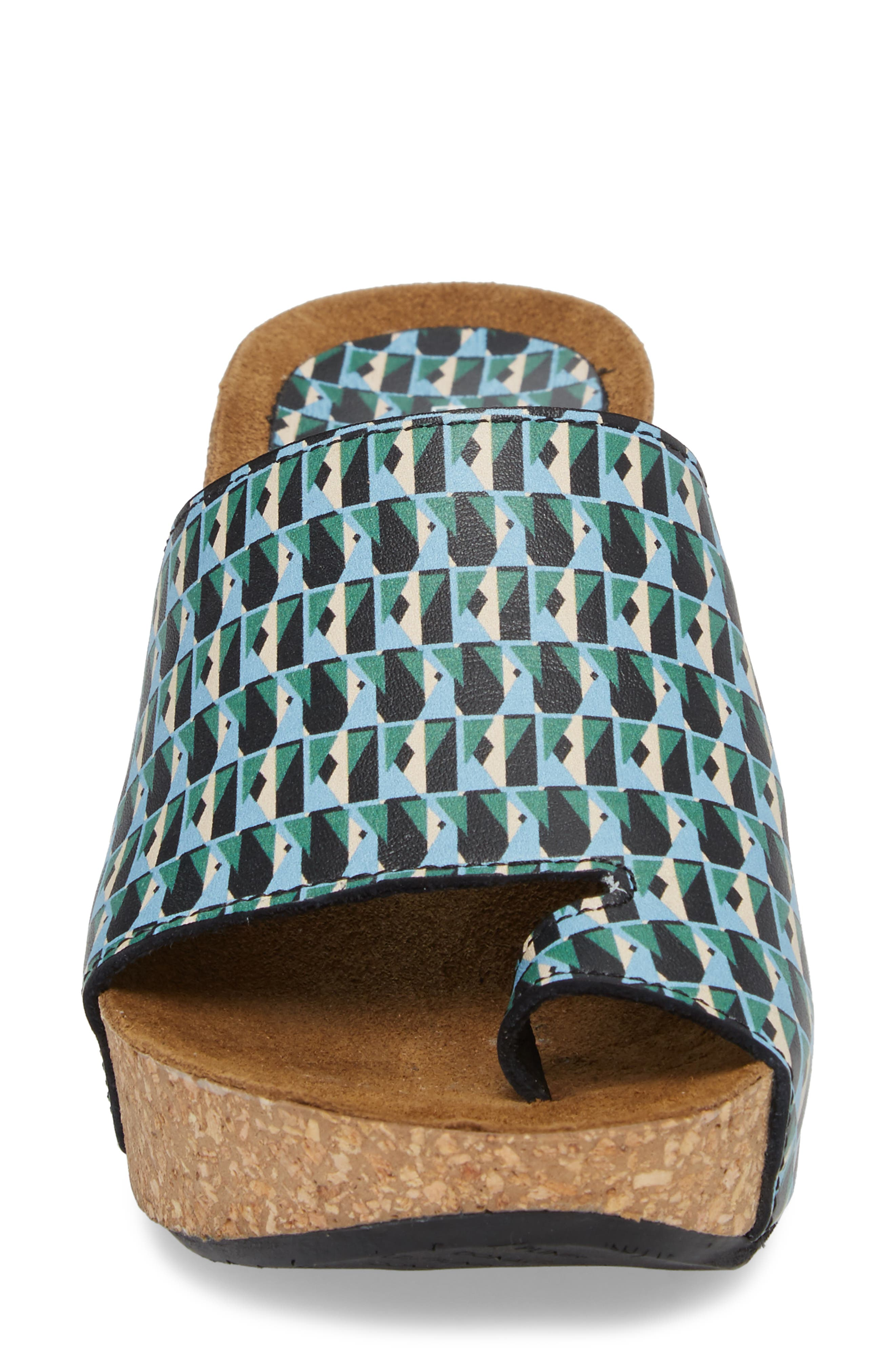 Donald J Pliner Ginie Platform Wedge Sandal,                             Alternate thumbnail 25, color,