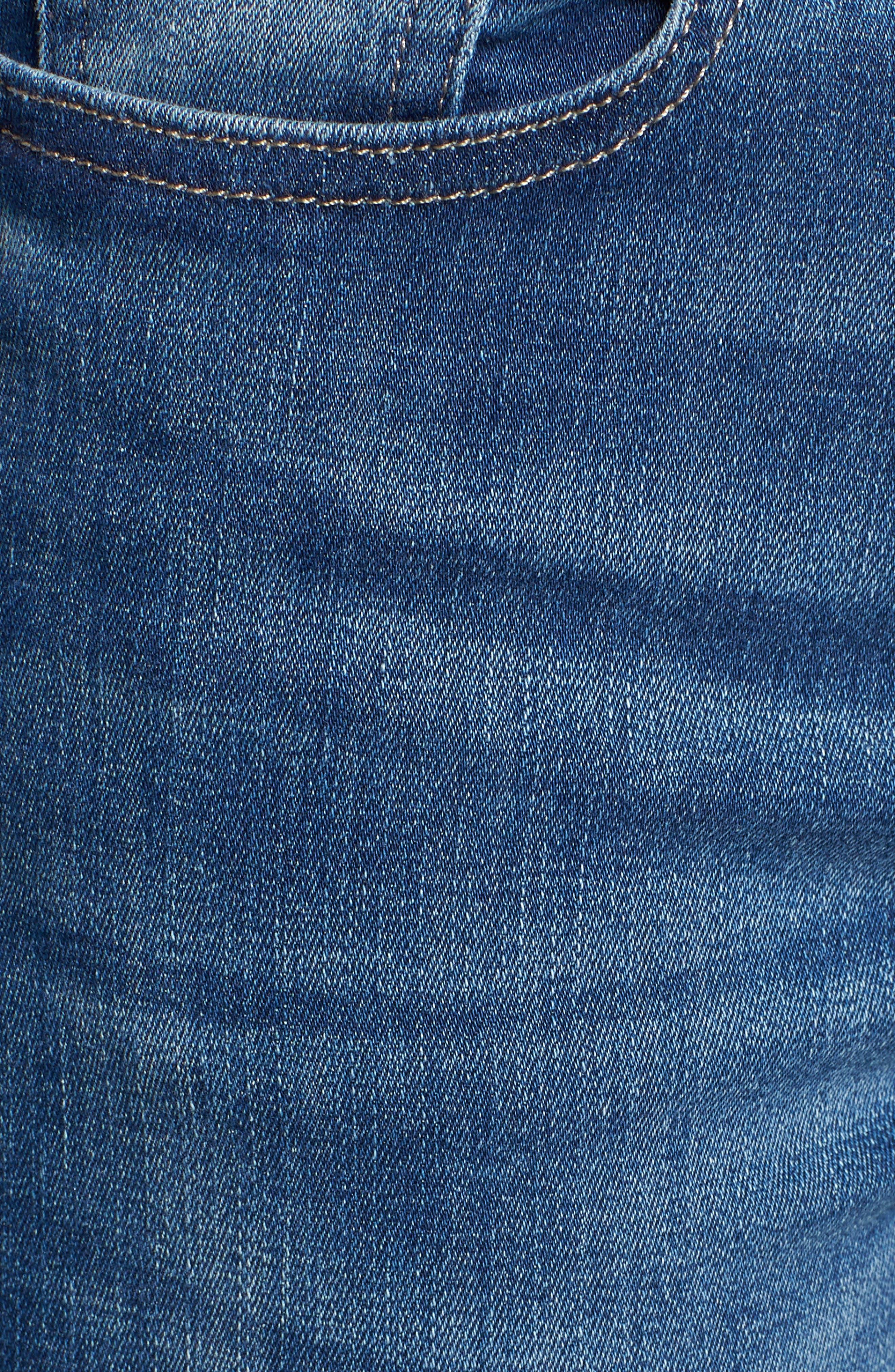 Bridget Instasculpt Bootcut Jeans,                             Alternate thumbnail 6, color,                             425