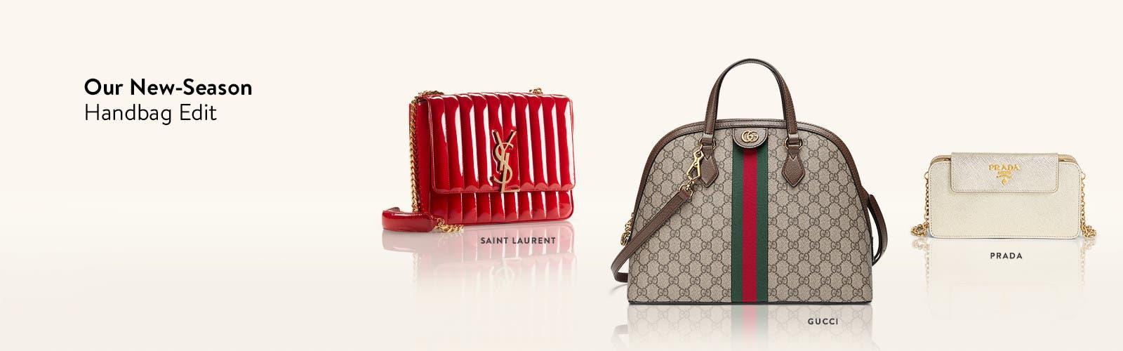Our new-season handbag edit.
