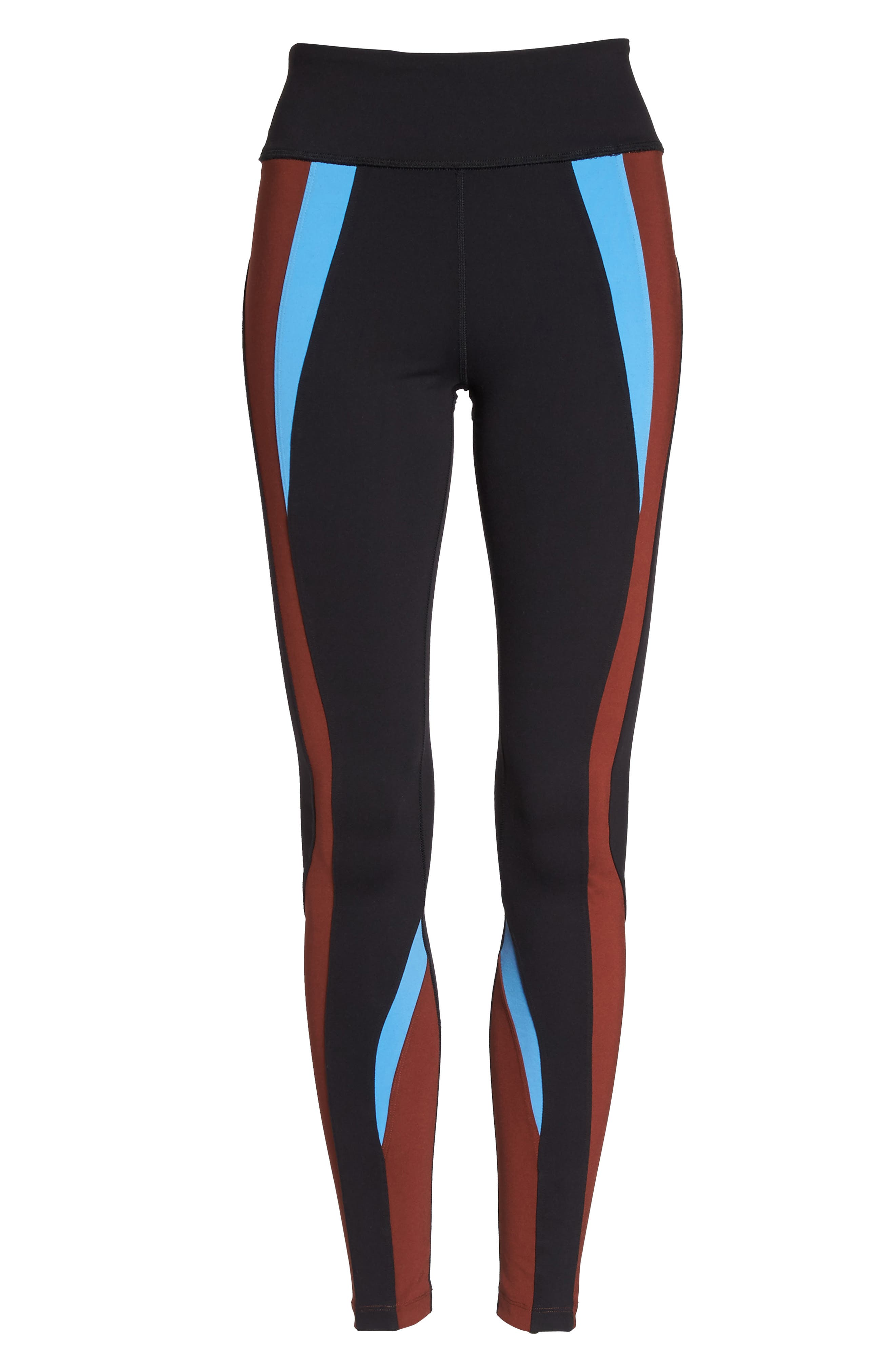 SPLITS59,                             Force Ankle Tights,                             Alternate thumbnail 7, color,                             001