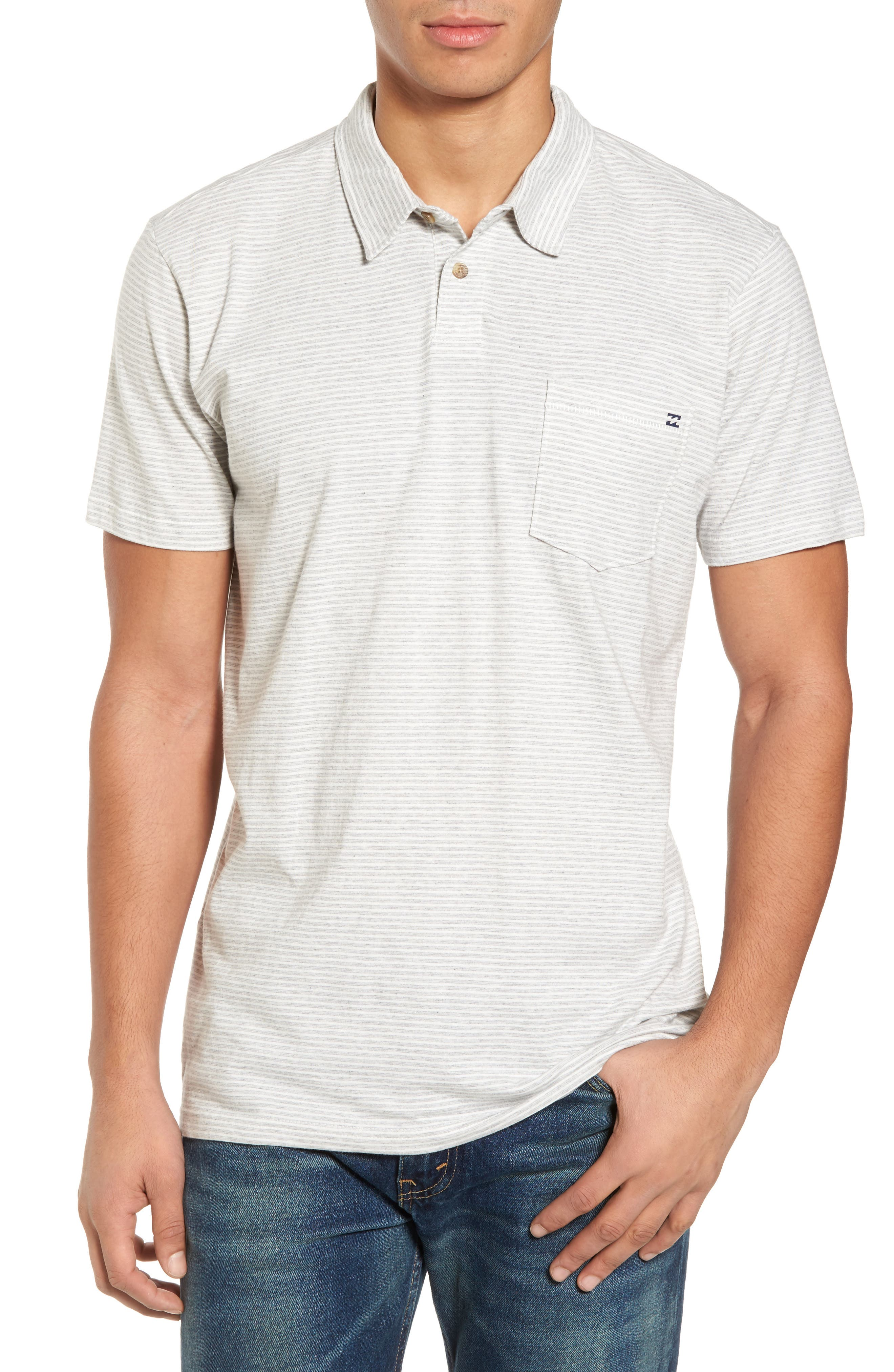 Standard Issue Polo,                             Main thumbnail 2, color,