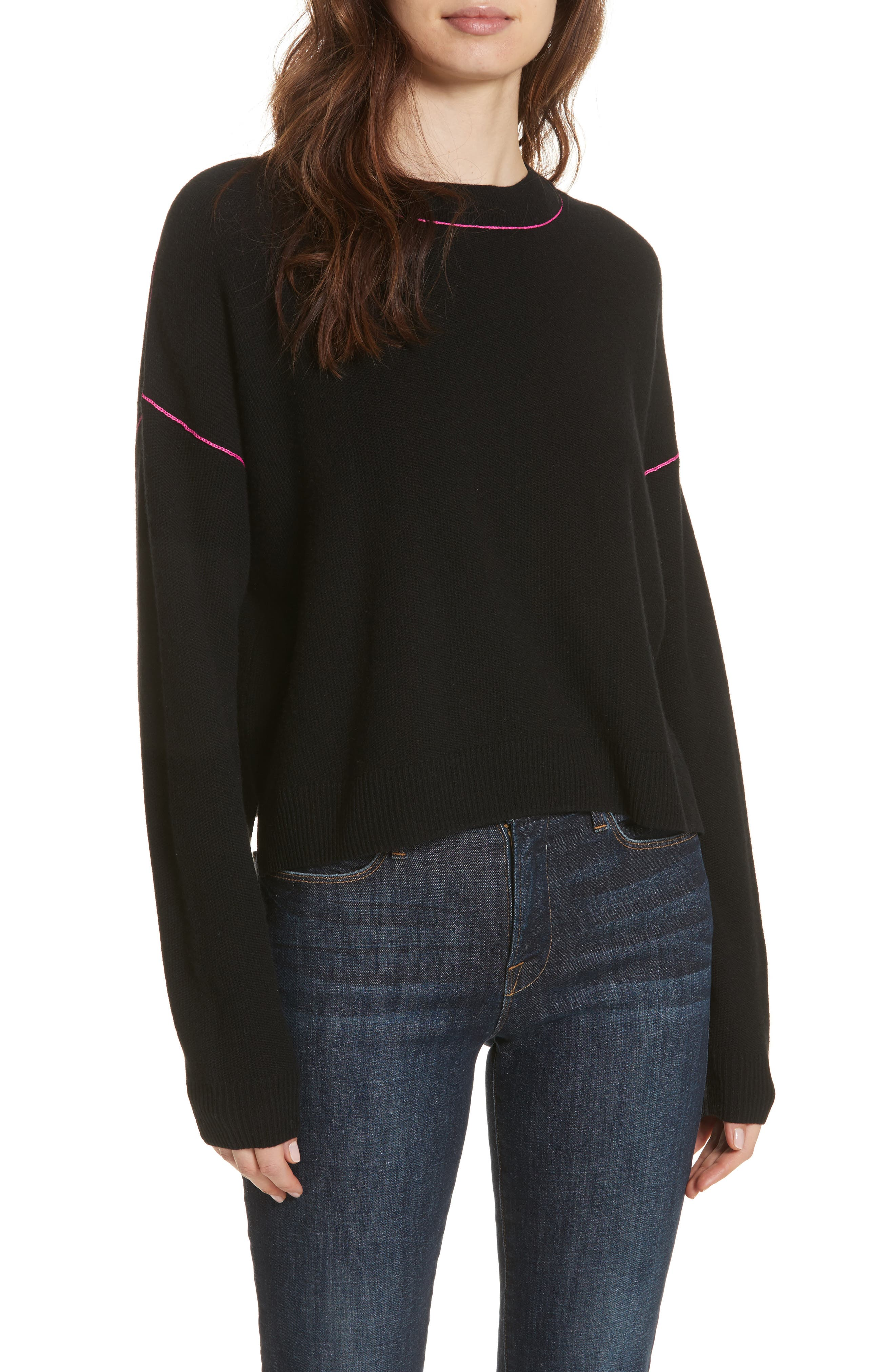 Benin Wool & Cashmere Sweater,                         Main,                         color,