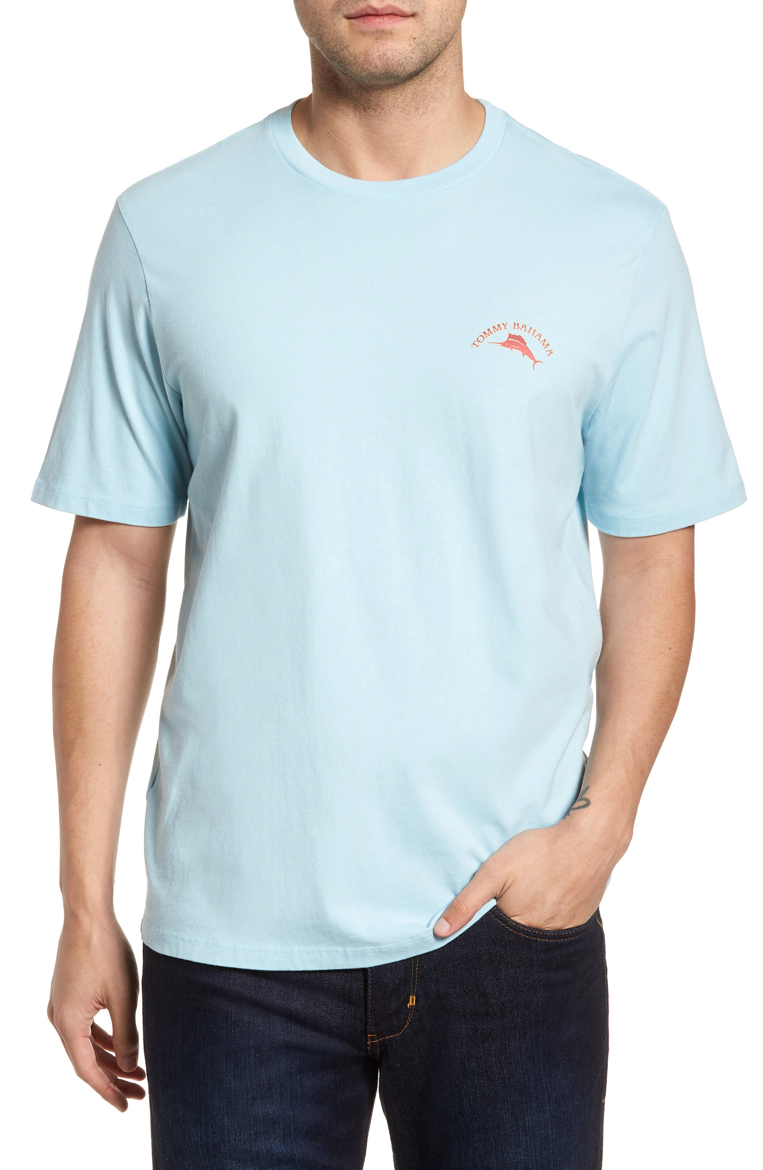 Zinspiration T-Shirt,                         Main,                         color, 100