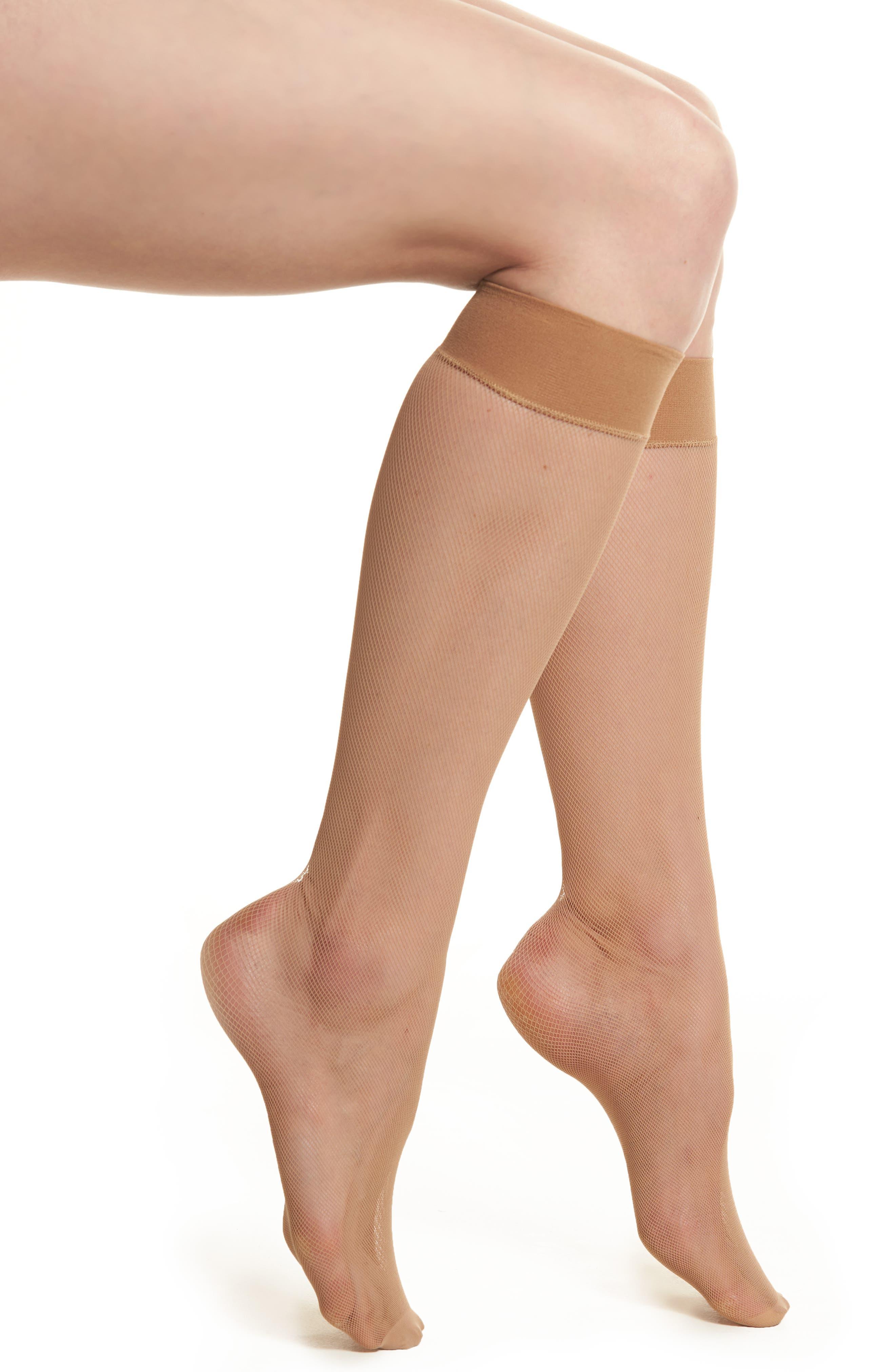 2-Pack Micronet Trouser Socks,                             Main thumbnail 2, color,