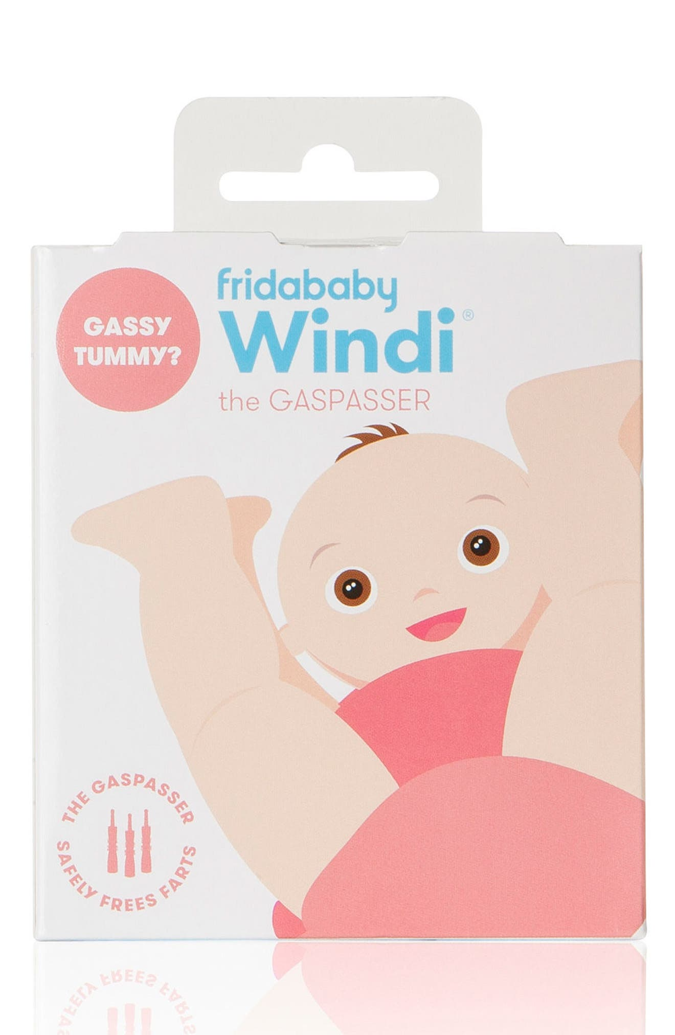 'The Windi Gas and Colic Reliever for Babies',                             Alternate thumbnail 3, color,                             WHITE