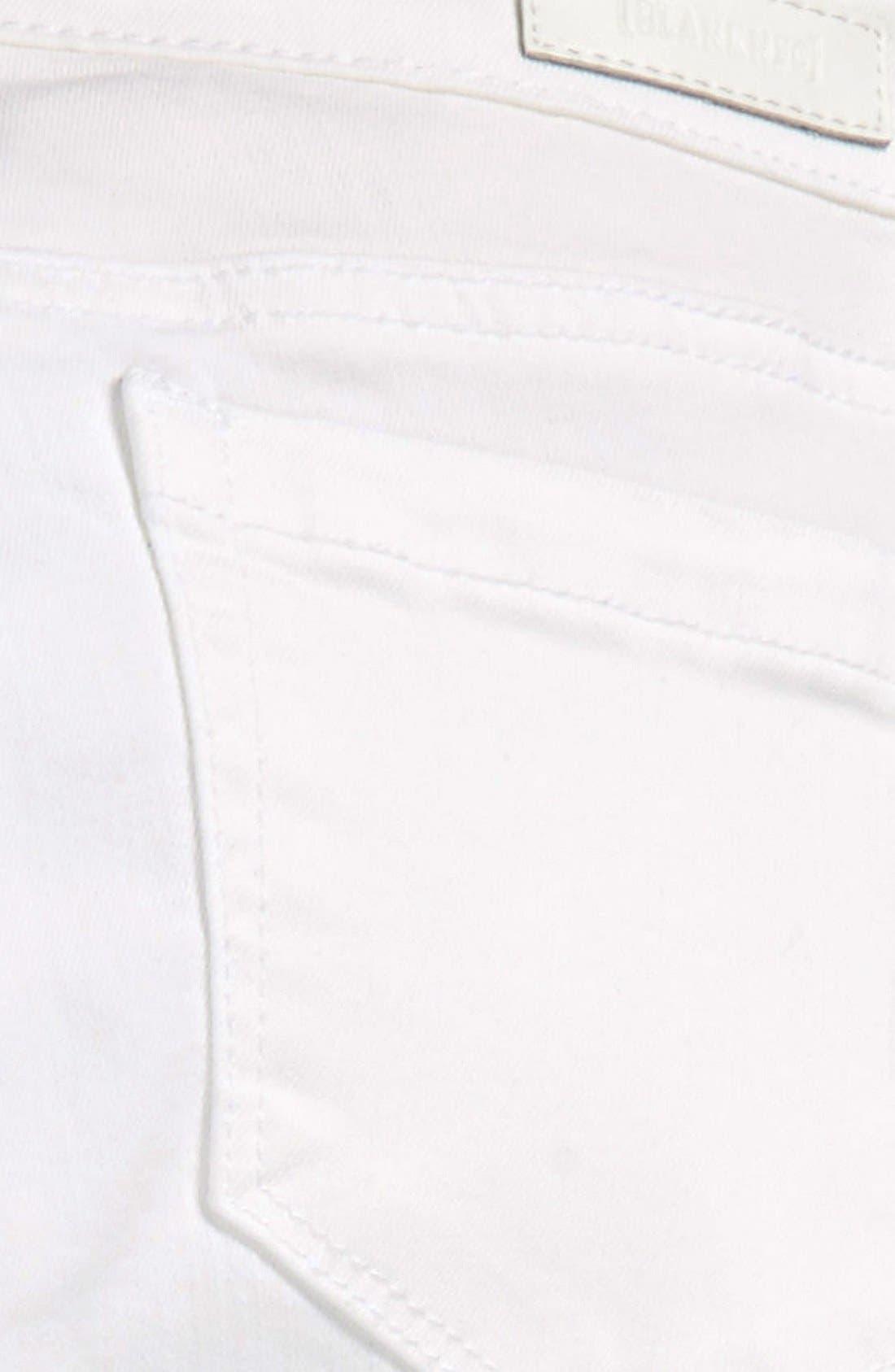 Stretch Denim Skinny Jeans,                             Alternate thumbnail 3, color,