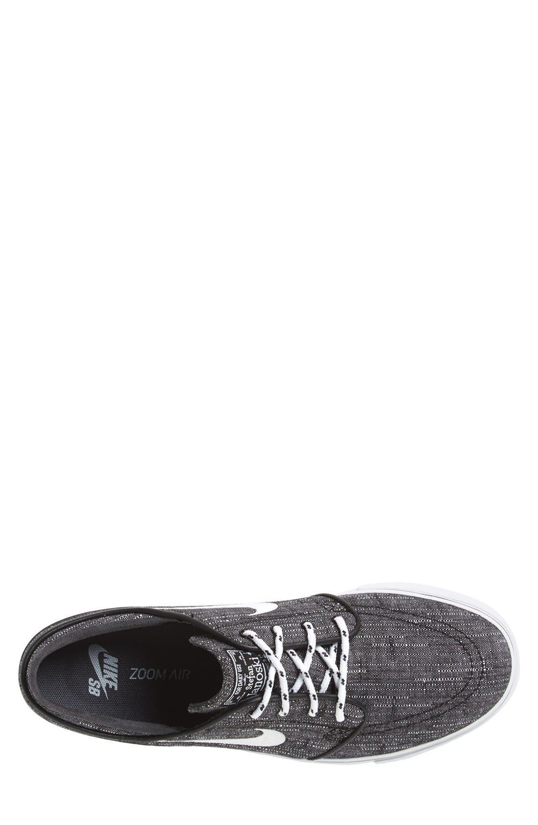 Zoom - Stefan Janoski SB Canvas Skate Shoe,                             Alternate thumbnail 141, color,
