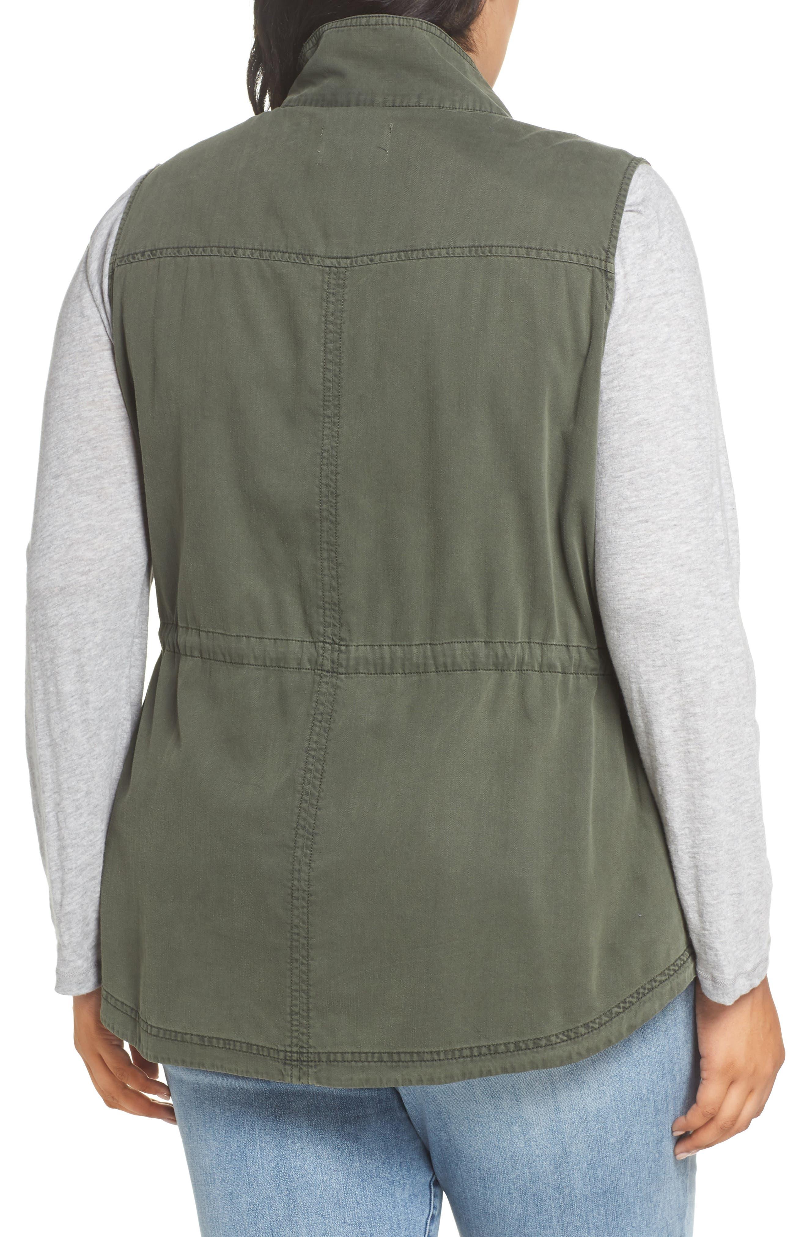Utility Vest,                             Alternate thumbnail 8, color,