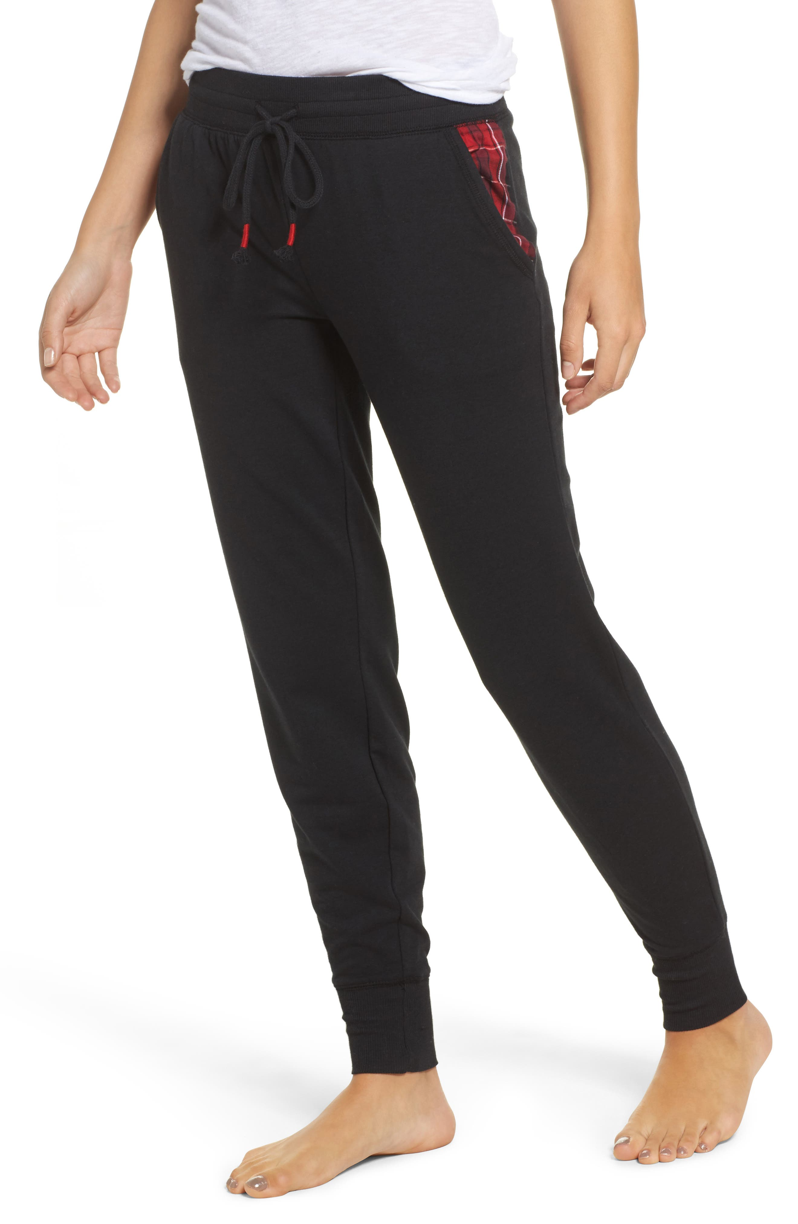 Lounge Jogger Pants,                             Main thumbnail 1, color,                             001