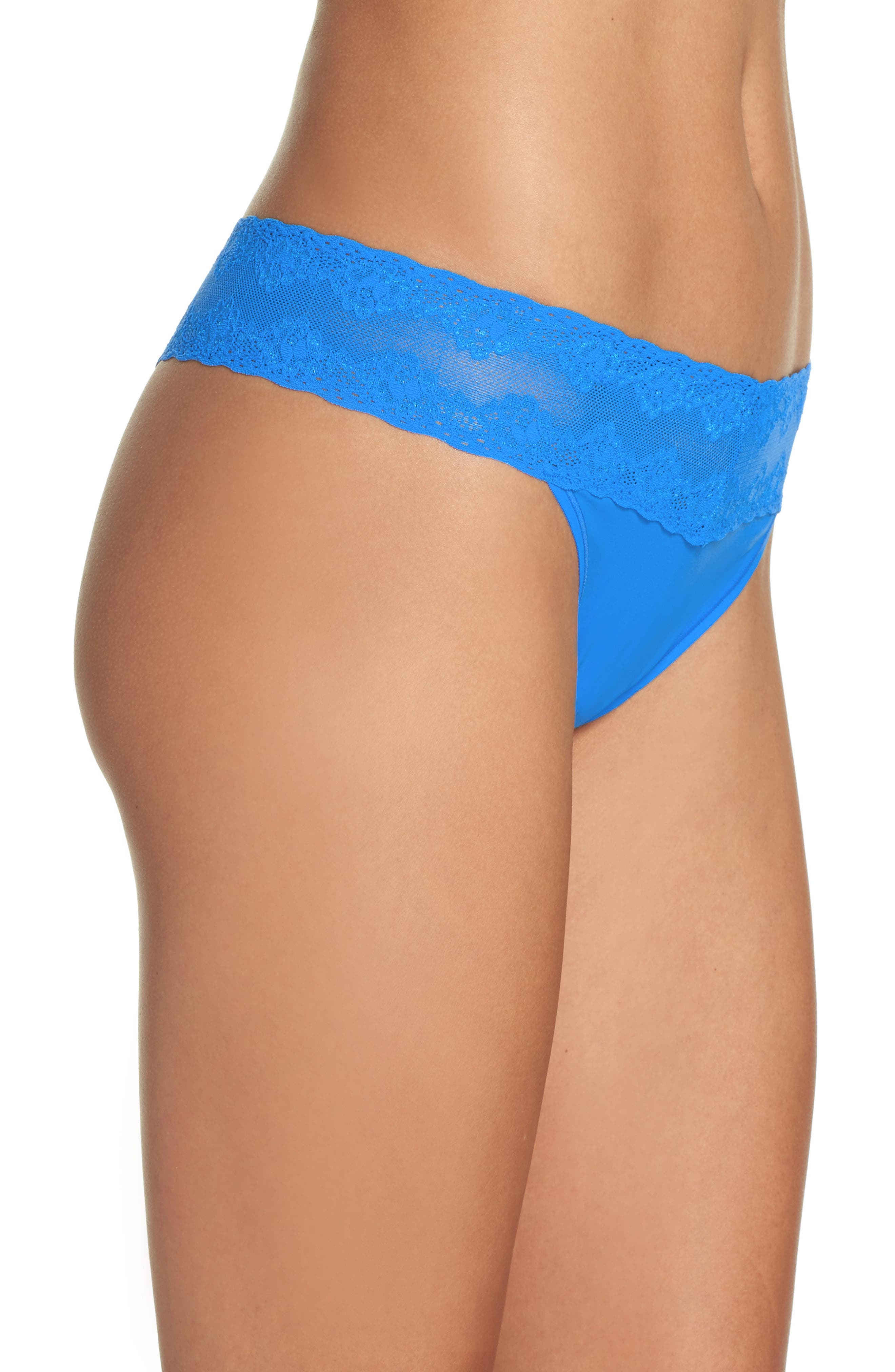 Bliss Perfection Thong,                             Alternate thumbnail 259, color,