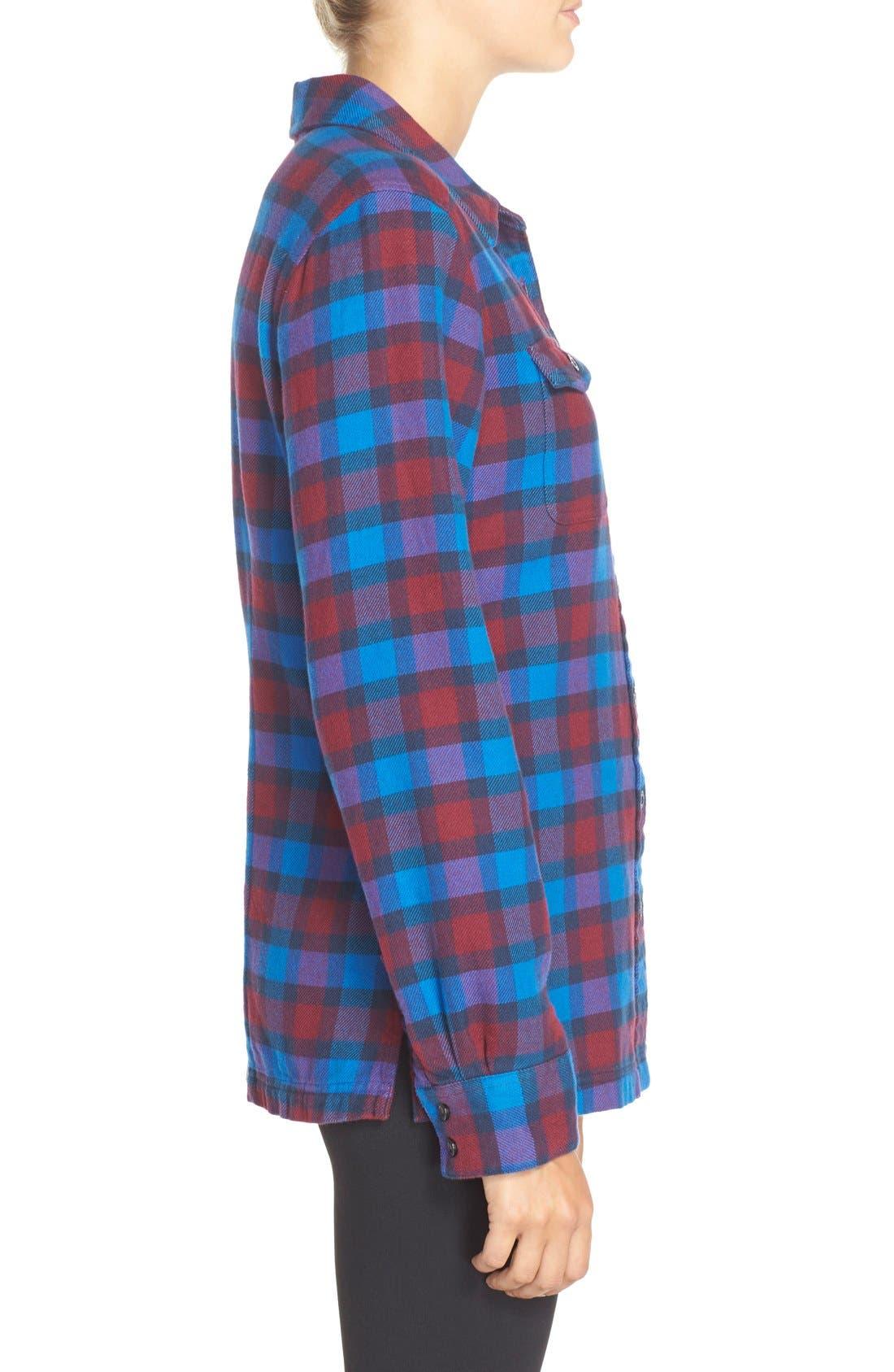 'Fjord' Flannel Shirt,                             Alternate thumbnail 35, color,
