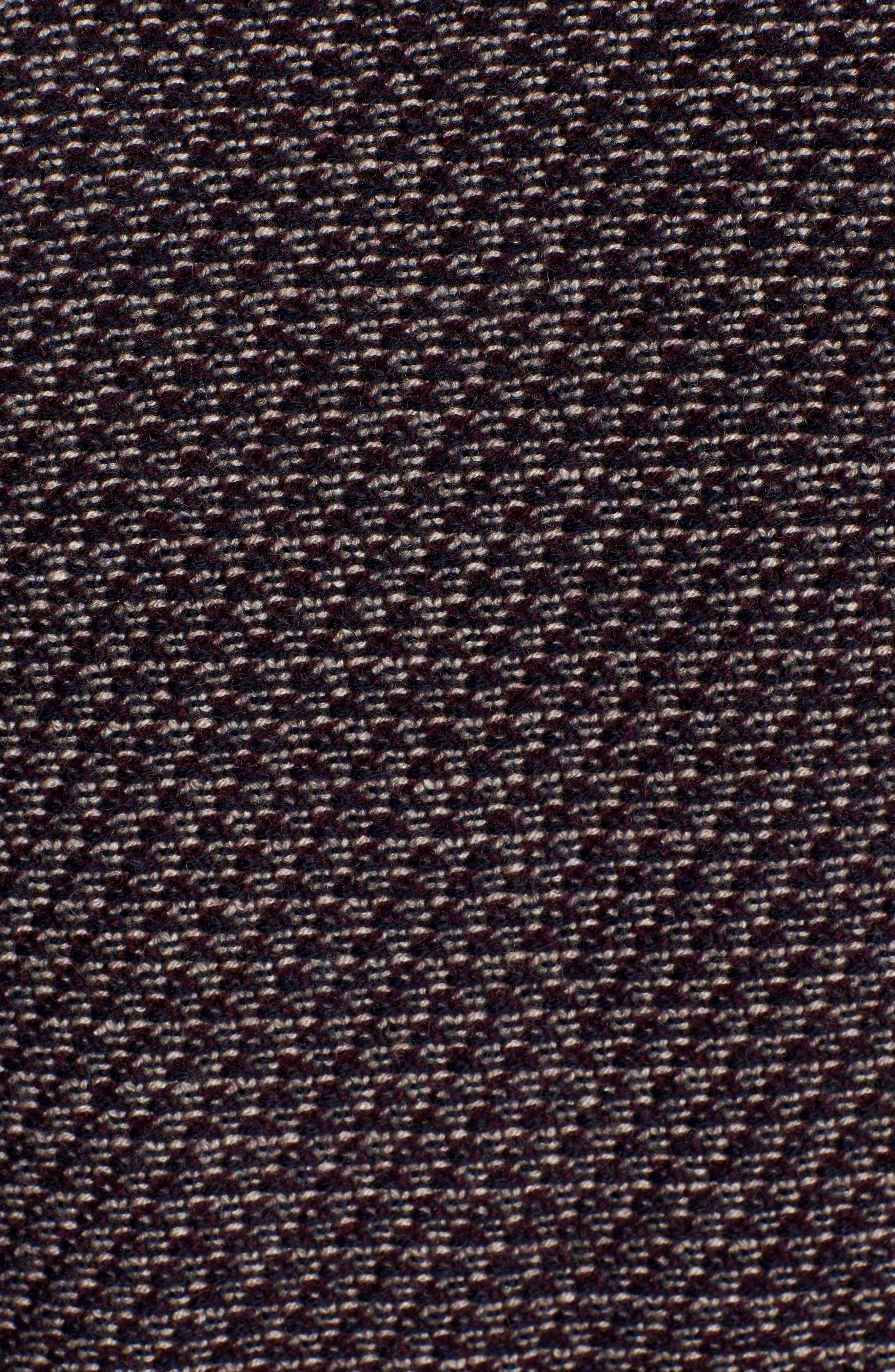 Jacquard Wool & Cashmere Sweater,                             Alternate thumbnail 5, color,                             938