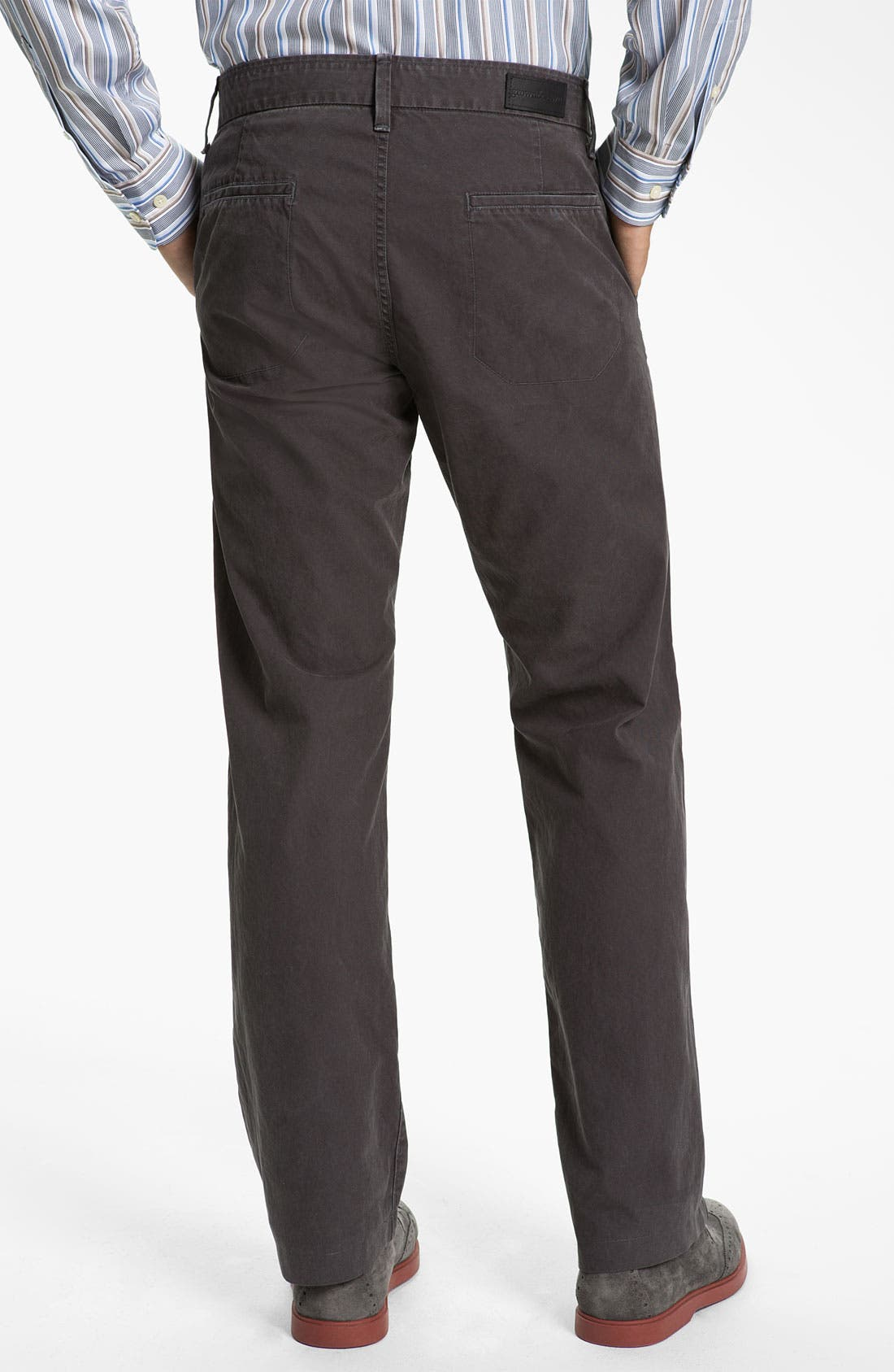 Kroon Wool & Cashmere Sportcoat & Grown & Sewn Twill Pants,                             Alternate thumbnail 2, color,                             020