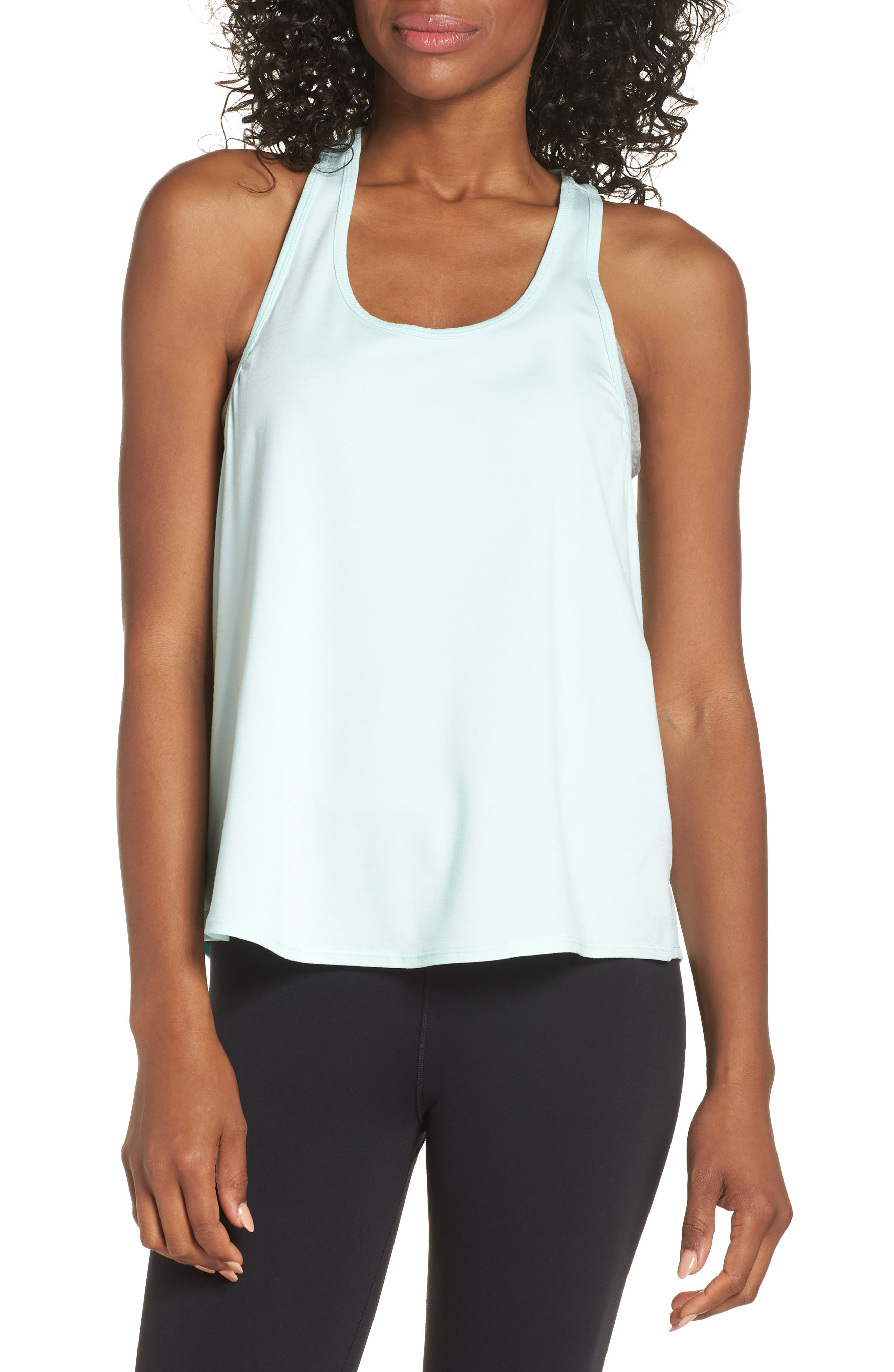 ZELLA Intention Tank, Main, color, TEAL FAIR