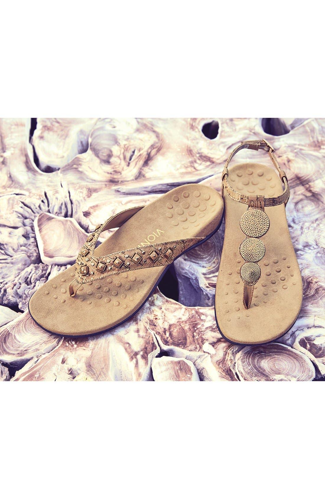 'Lizbeth' Thong Sandal,                             Alternate thumbnail 2, color,                             040