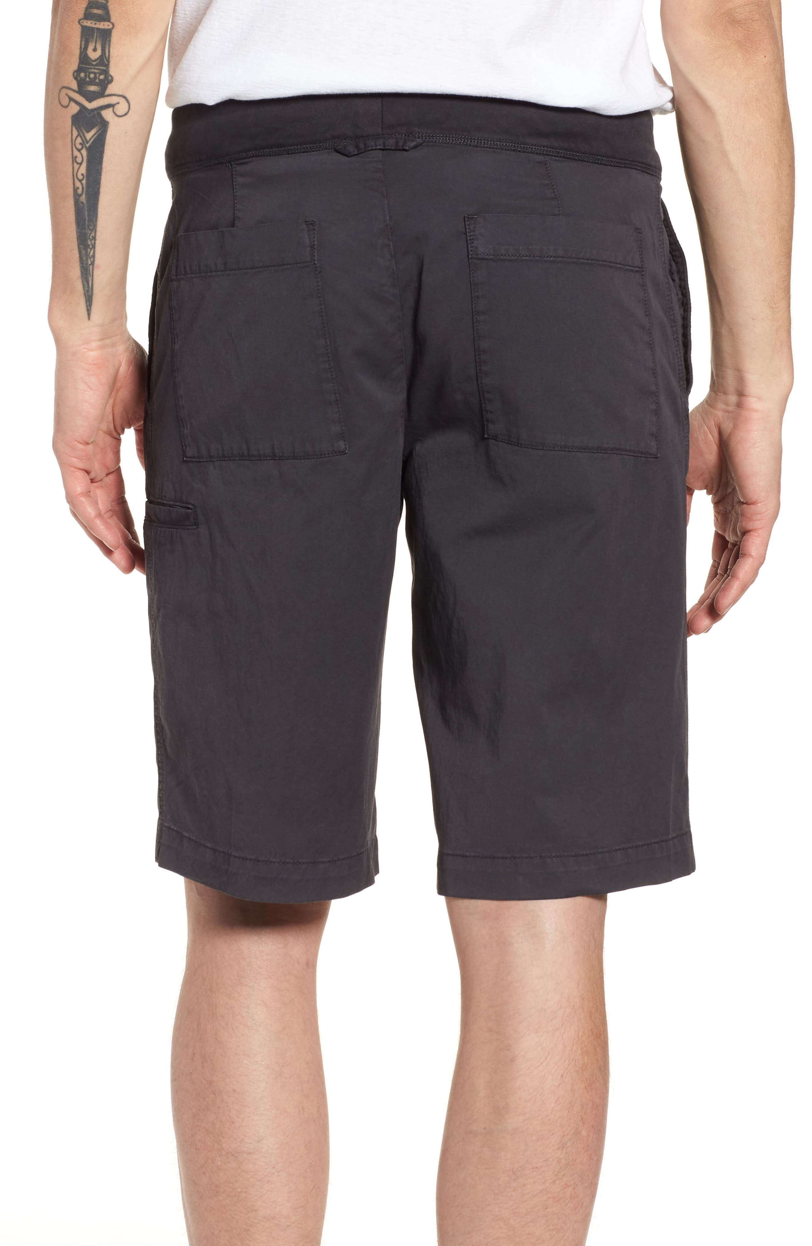 JAMES PERSE,                             Surplus Relaxed Fit Shorts,                             Alternate thumbnail 2, color,                             023
