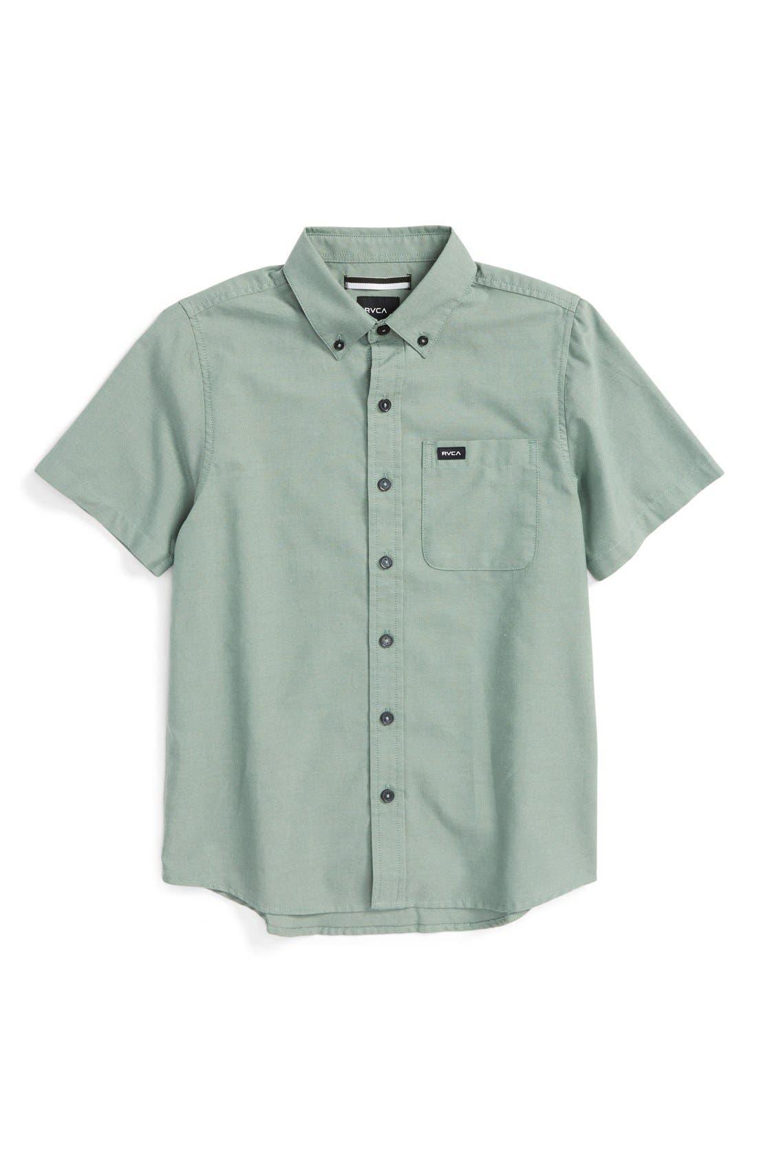 'That'll Do' Woven Shirt,                             Main thumbnail 11, color,
