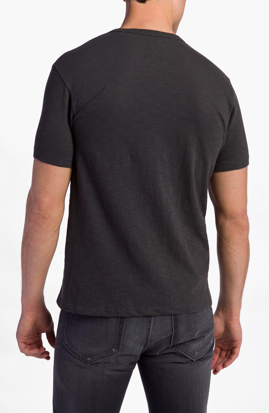 'Chicago Cubs' Regular Fit Crewneck T-Shirt,                             Alternate thumbnail 32, color,