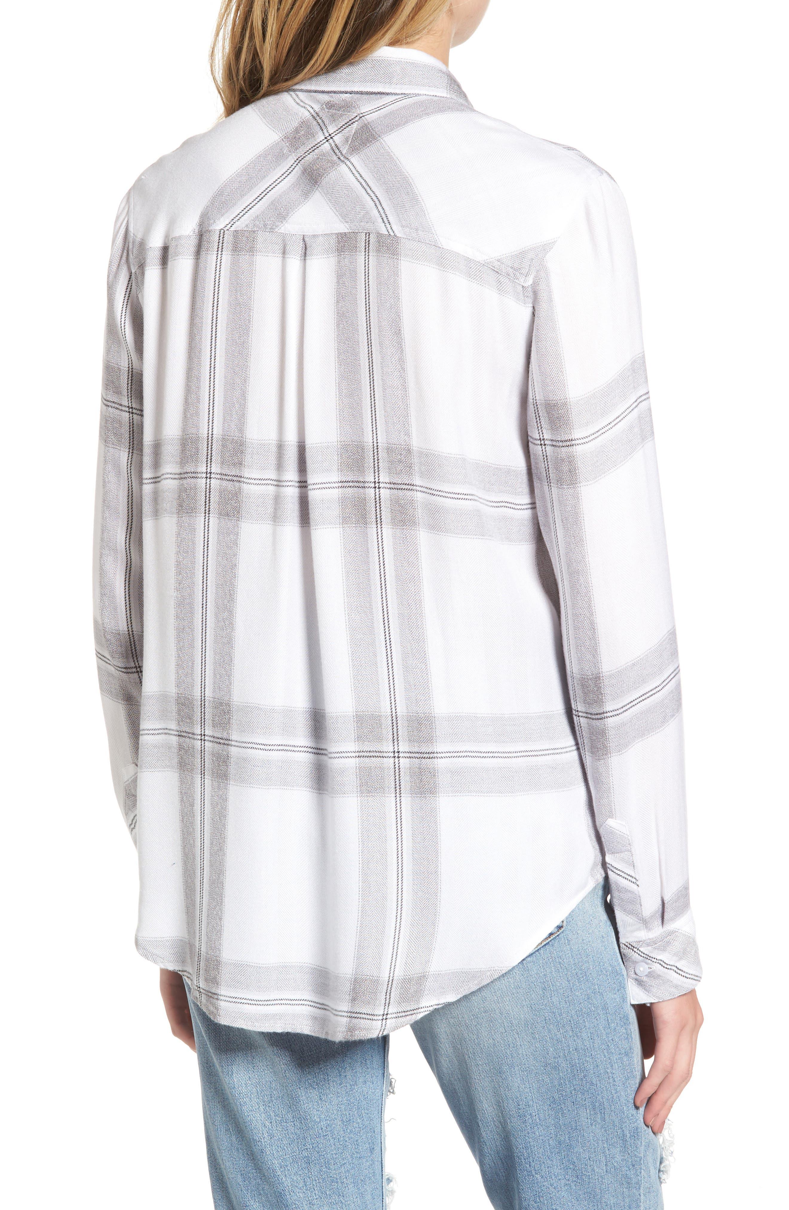 Hunter Plaid Shirt,                             Alternate thumbnail 228, color,