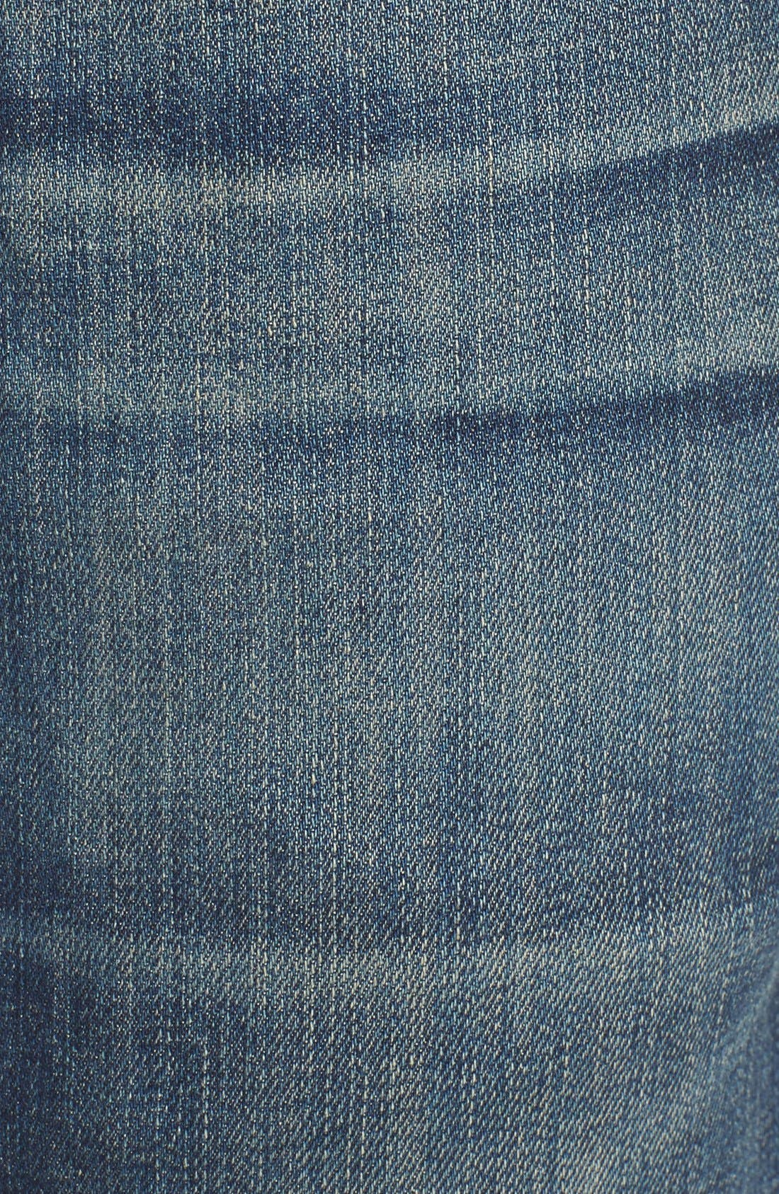 Gage Slim Straight Leg Jeans,                             Alternate thumbnail 11, color,                             DUNES