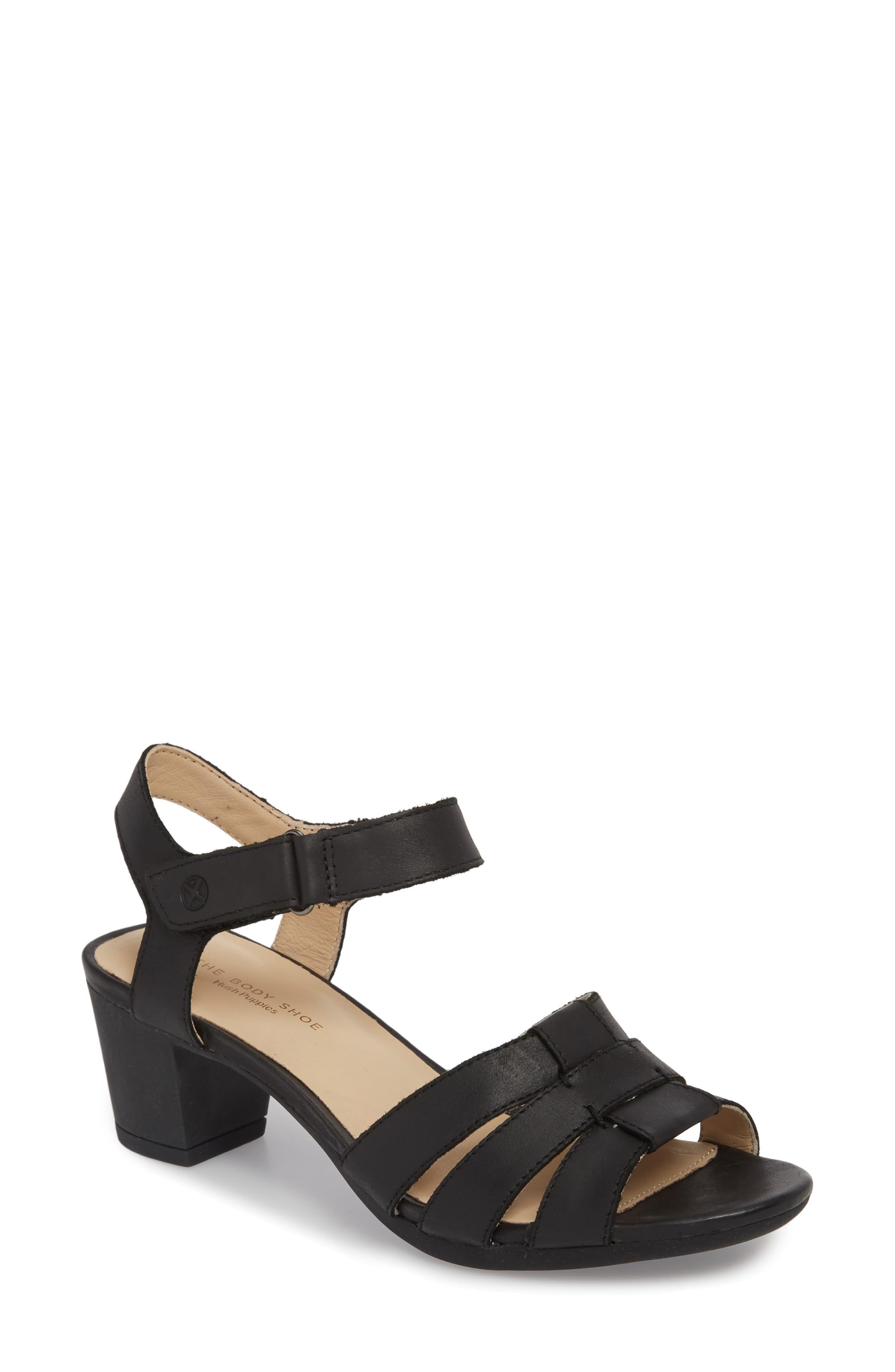 Masseter Quarter Strap Sandal,                         Main,                         color, 007