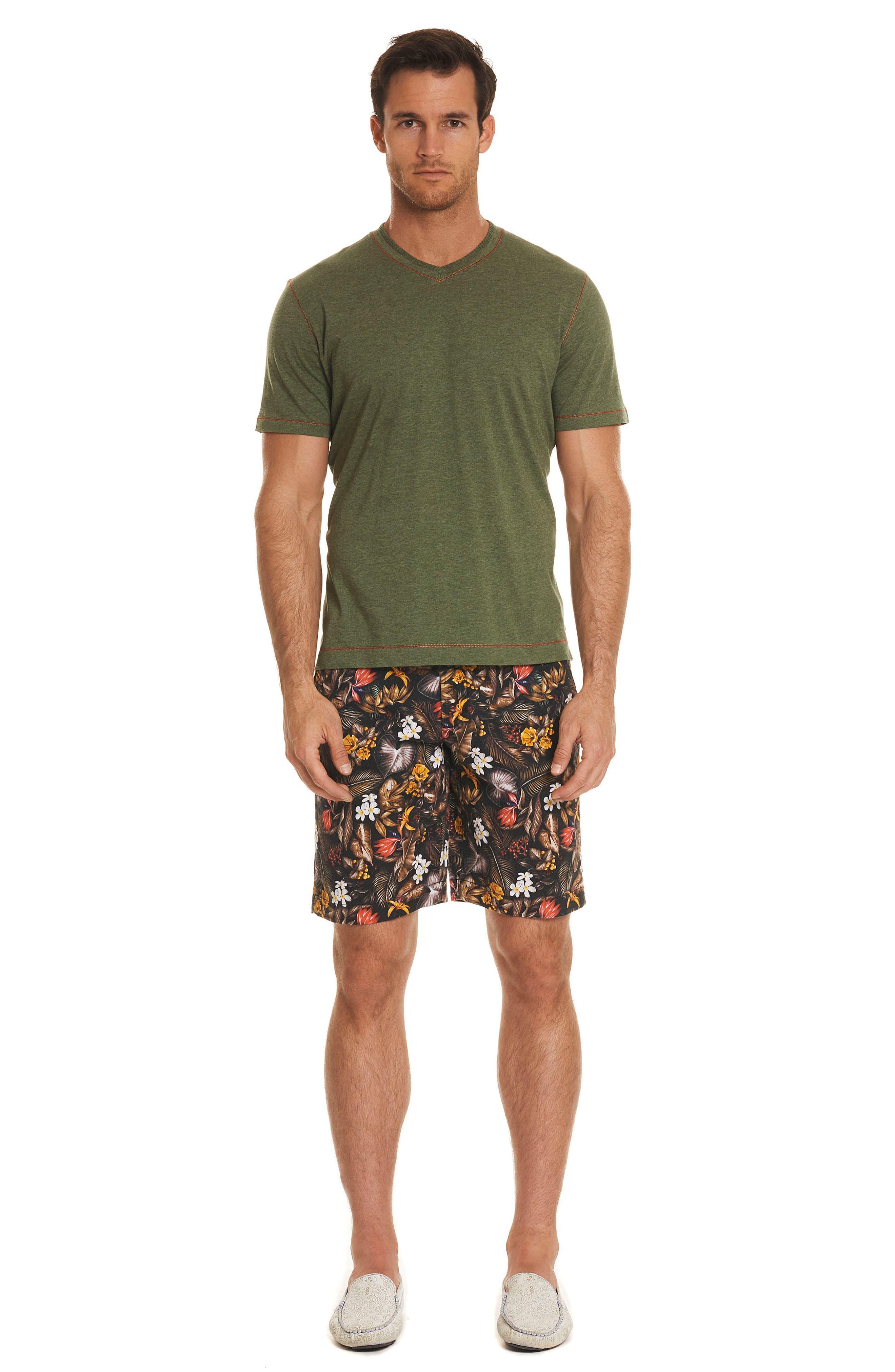 Maracas Woven Shorts,                             Alternate thumbnail 7, color,                             200