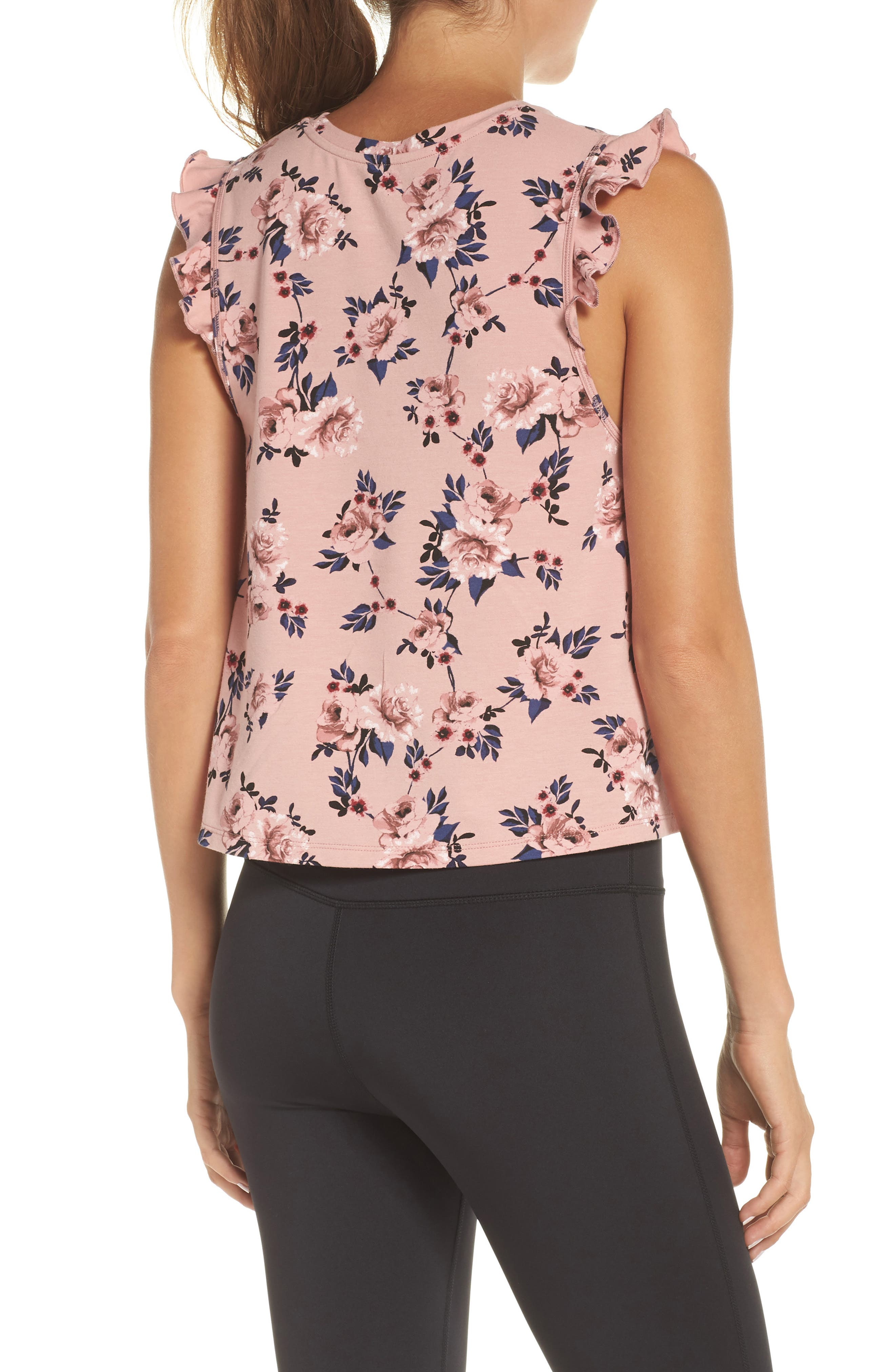 prairie rose work it tank,                             Alternate thumbnail 2, color,                             FADED PEONY