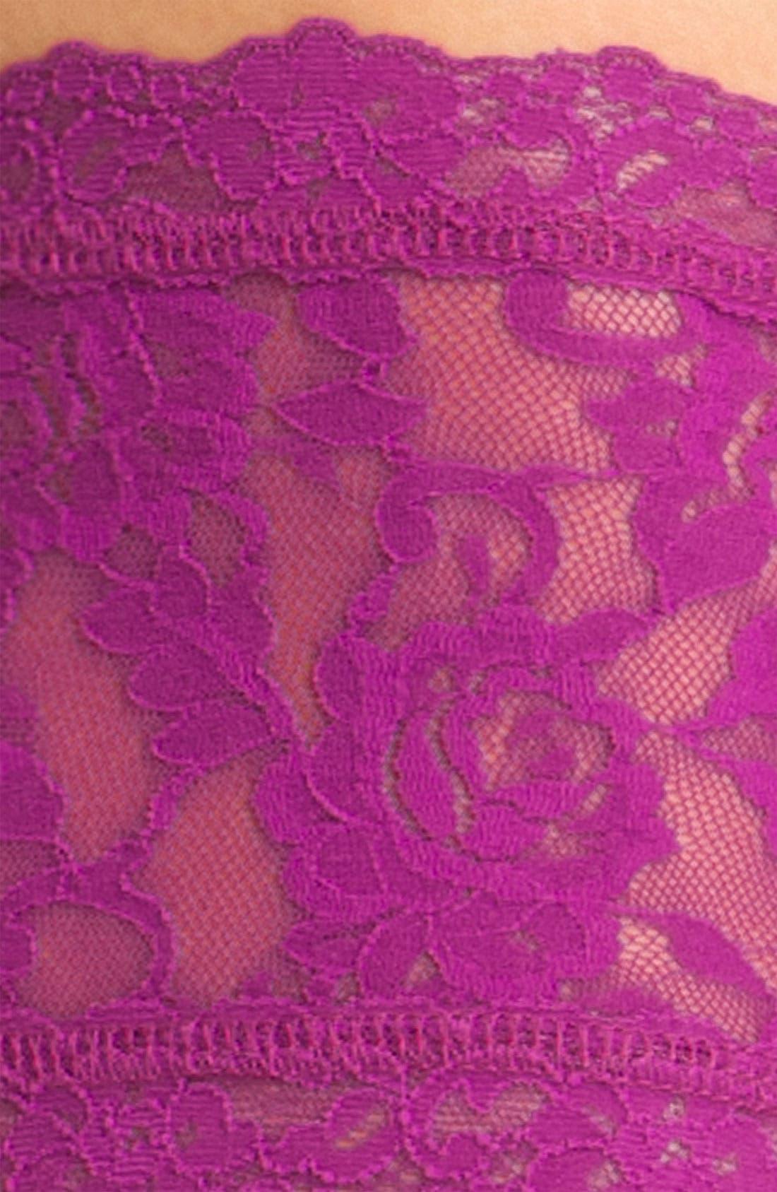 'Signature Lace' Boyshorts,                             Alternate thumbnail 236, color,