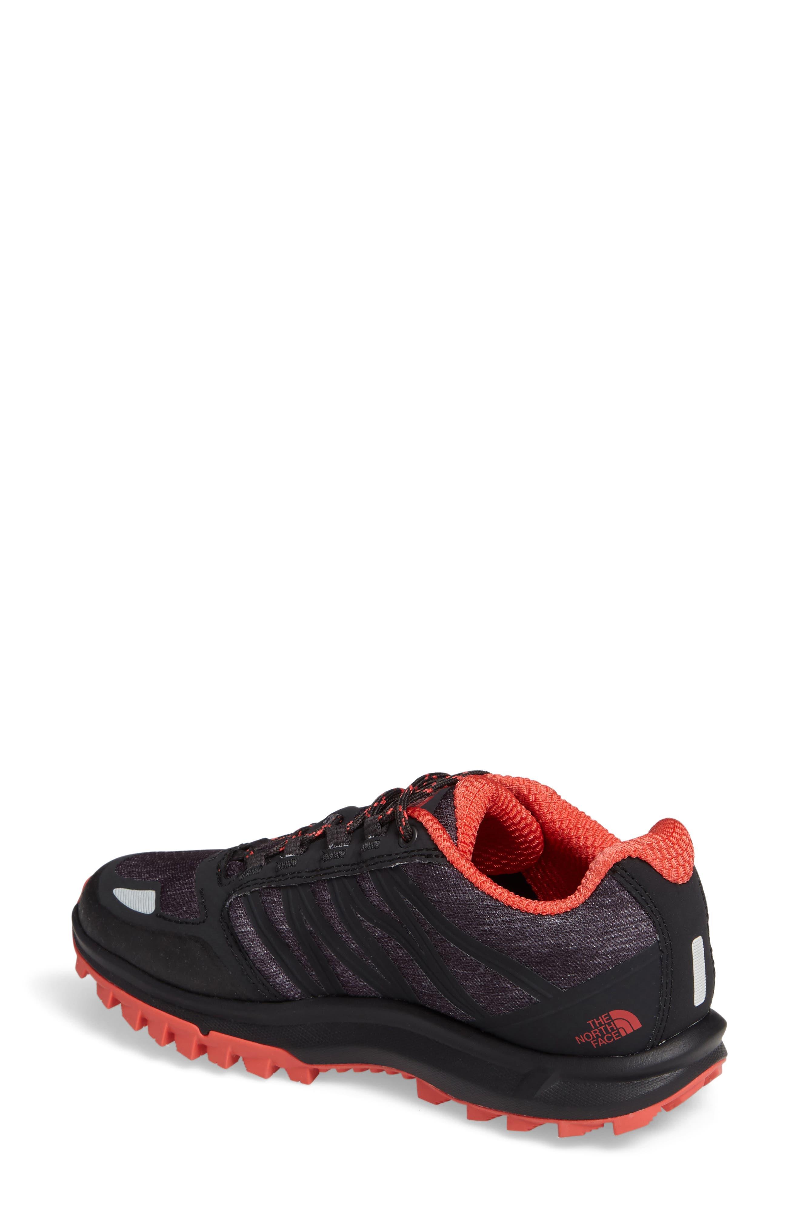 Litewave II Trail Running Shoe,                             Alternate thumbnail 2, color,                             001