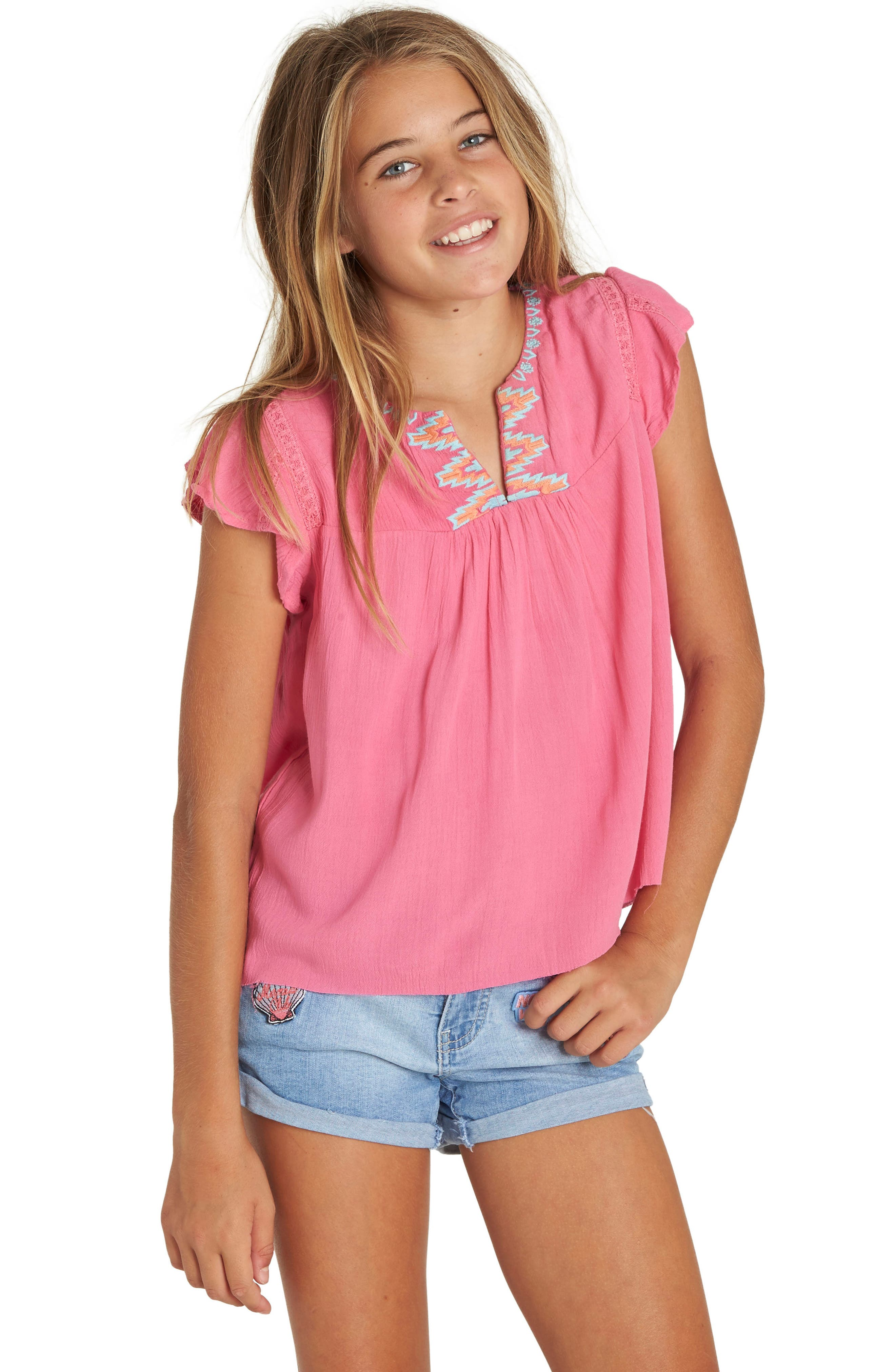 All In A Day Tunic,                         Main,                         color,
