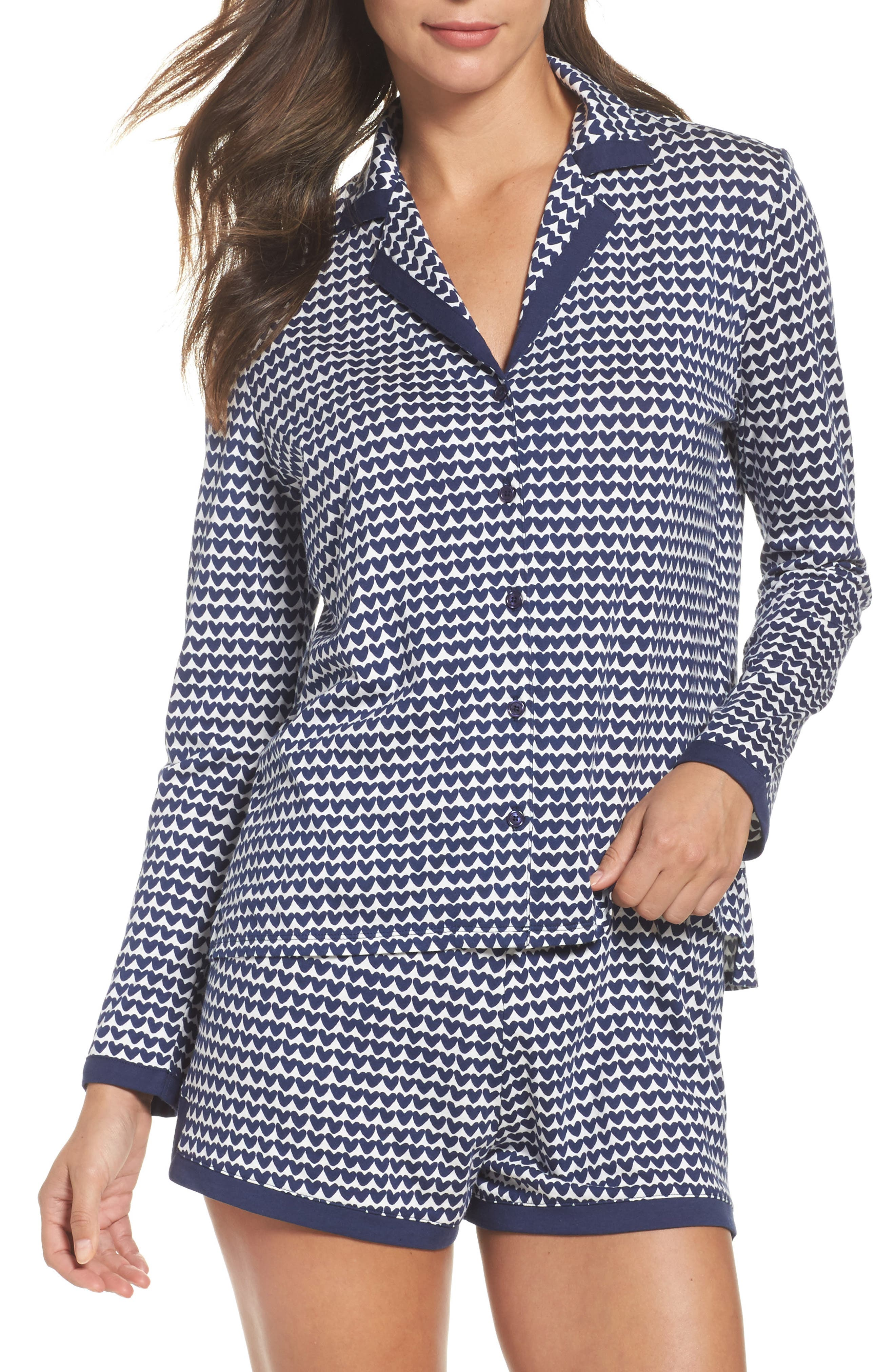 short pajamas,                         Main,                         color, 407