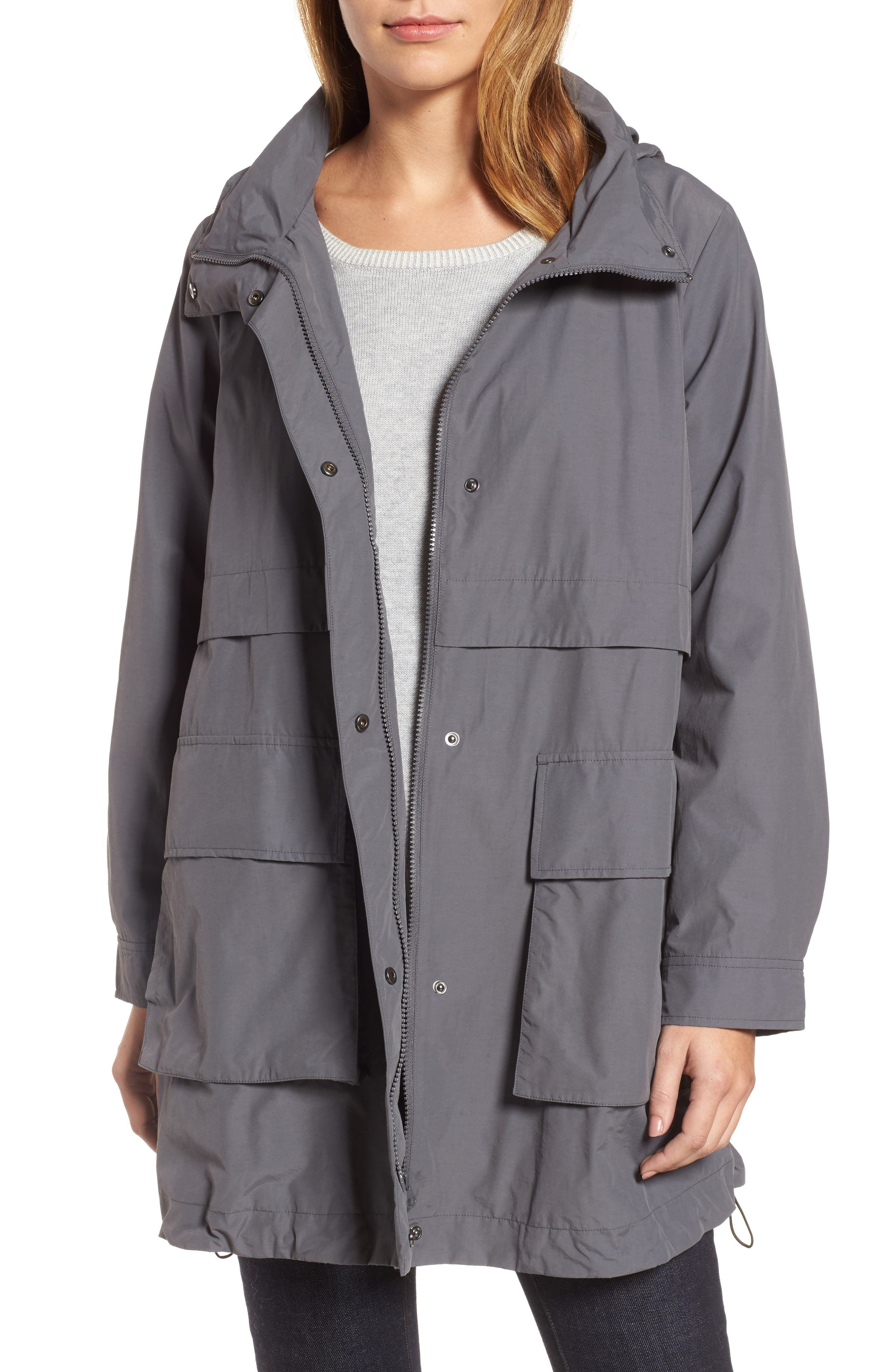 Hooded Utility Jacket,                             Main thumbnail 1, color,                             030