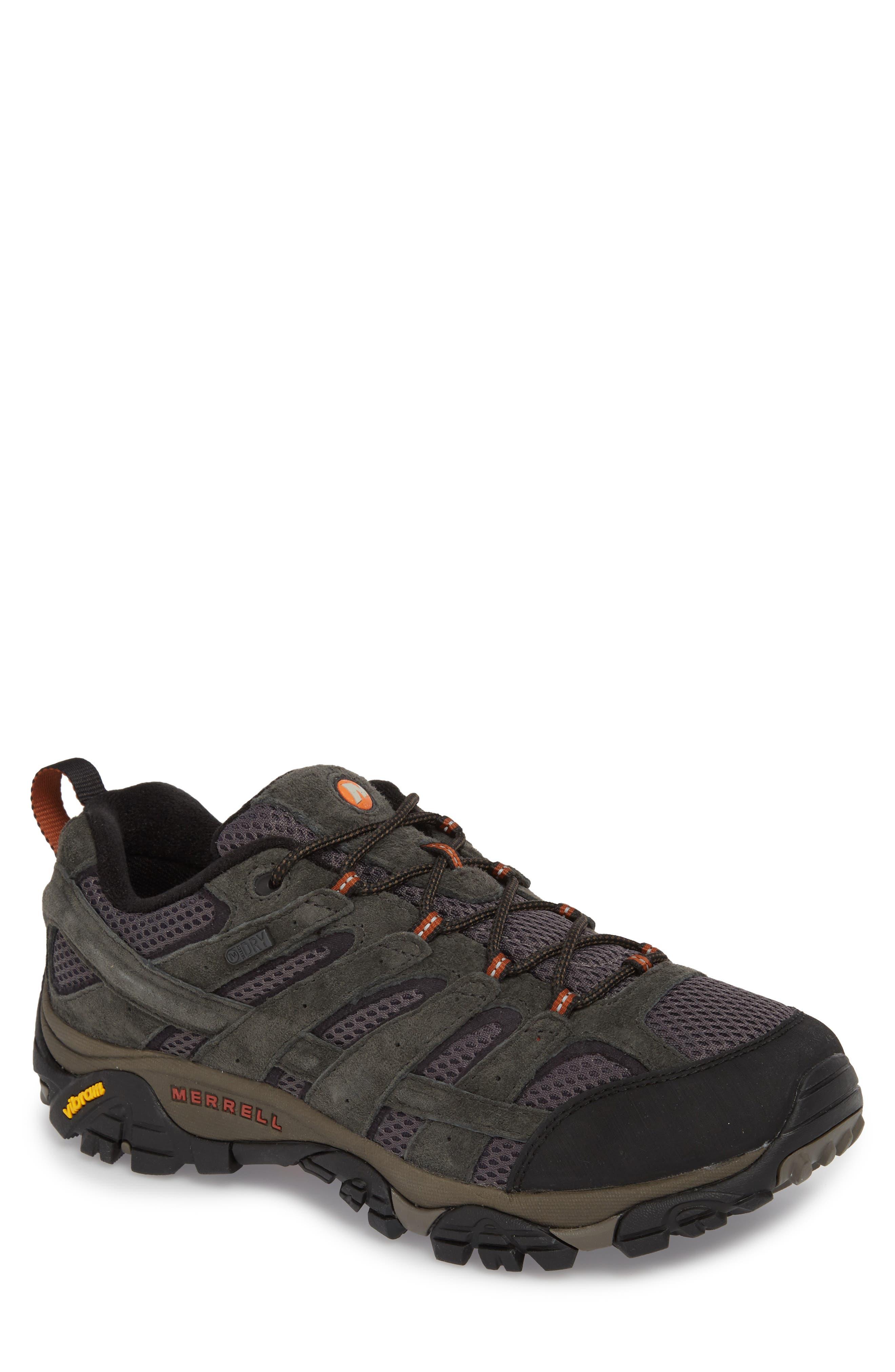 Moab 2 Waterproof HIking Shoe,                         Main,                         color, BELUGA/ BELUGA