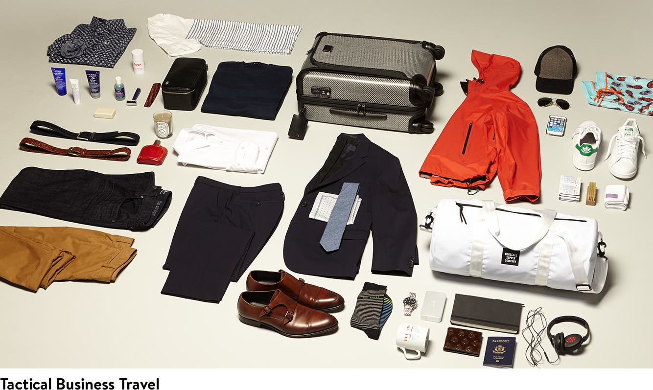 Find out how to pack smart for a 48-hour business trip and get the most mileage out of your suitcase.